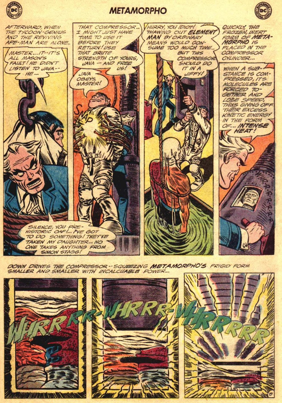 Metamorpho (1965) issue 2 - Page 21