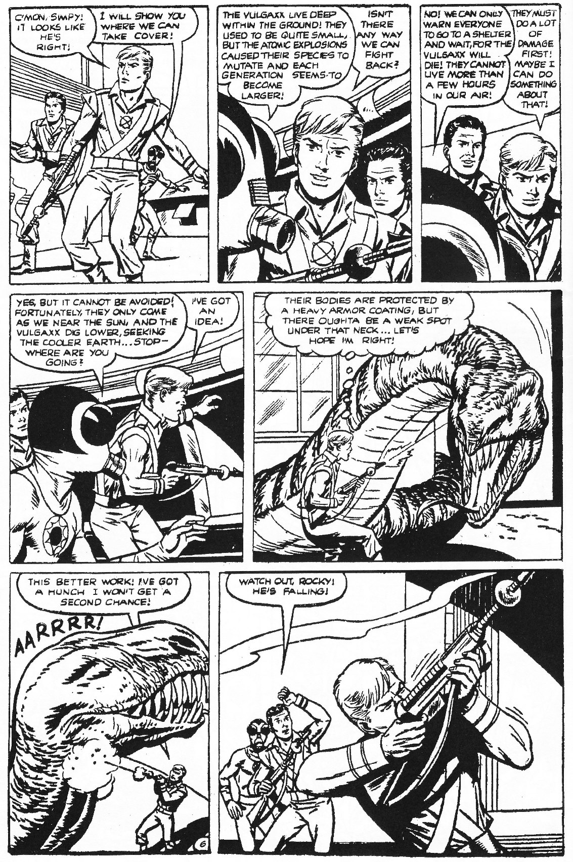 Read online Men of Mystery Comics comic -  Issue #75 - 48