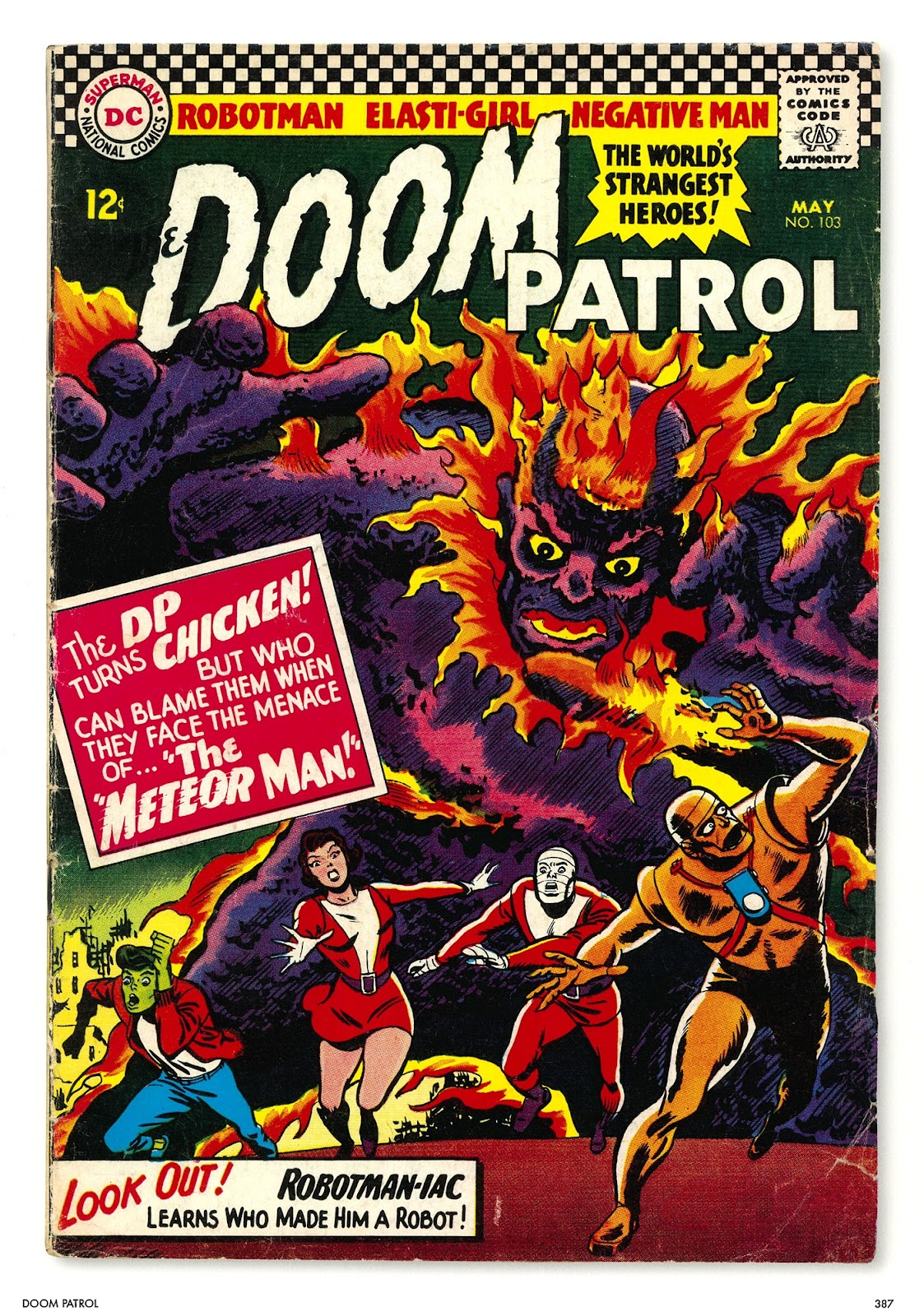 Read online 75 Years Of DC Comics comic -  Issue # TPB (Part 5) - 2