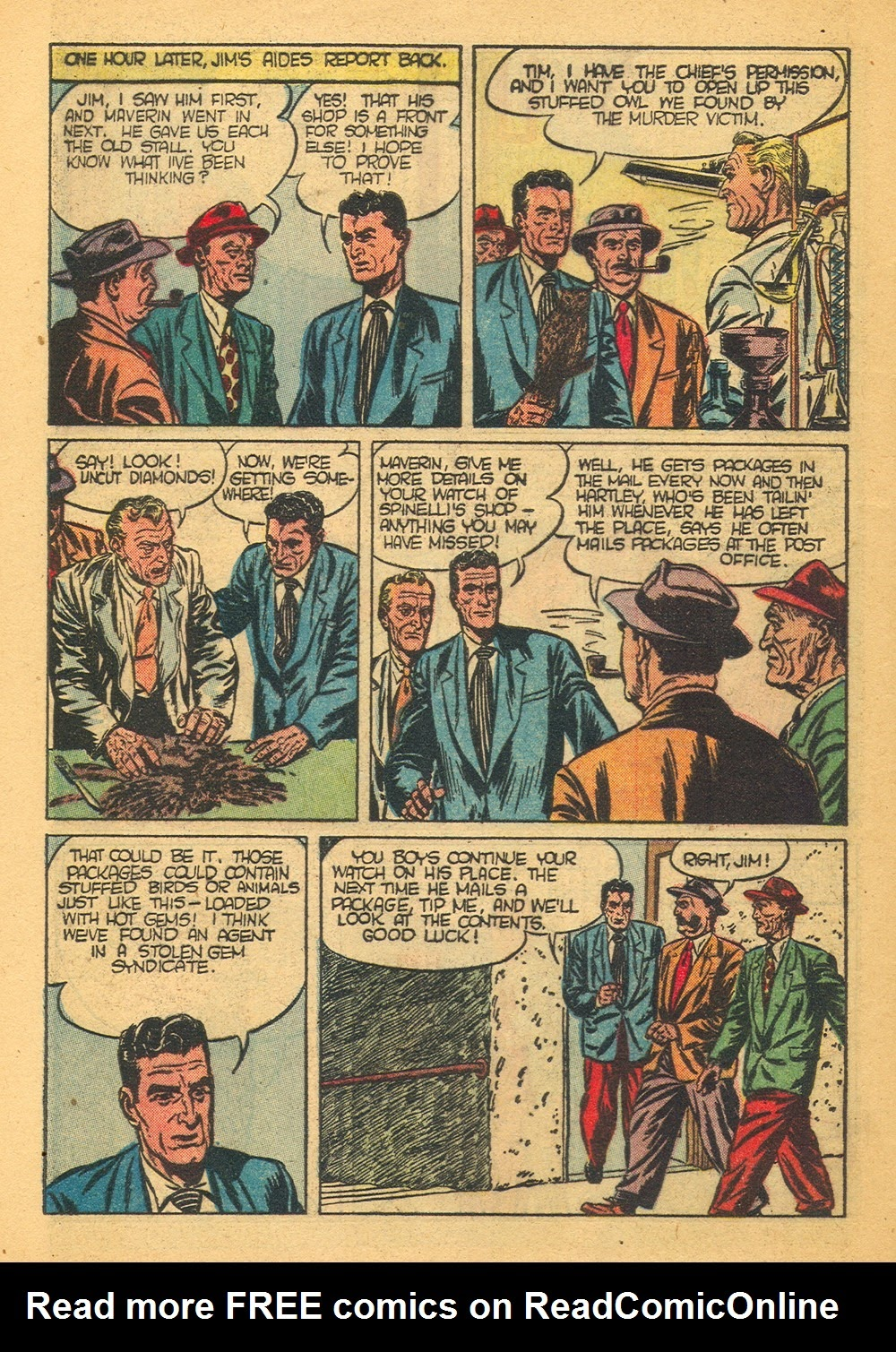 Dick Tracy Monthly issue 10 - Page 32
