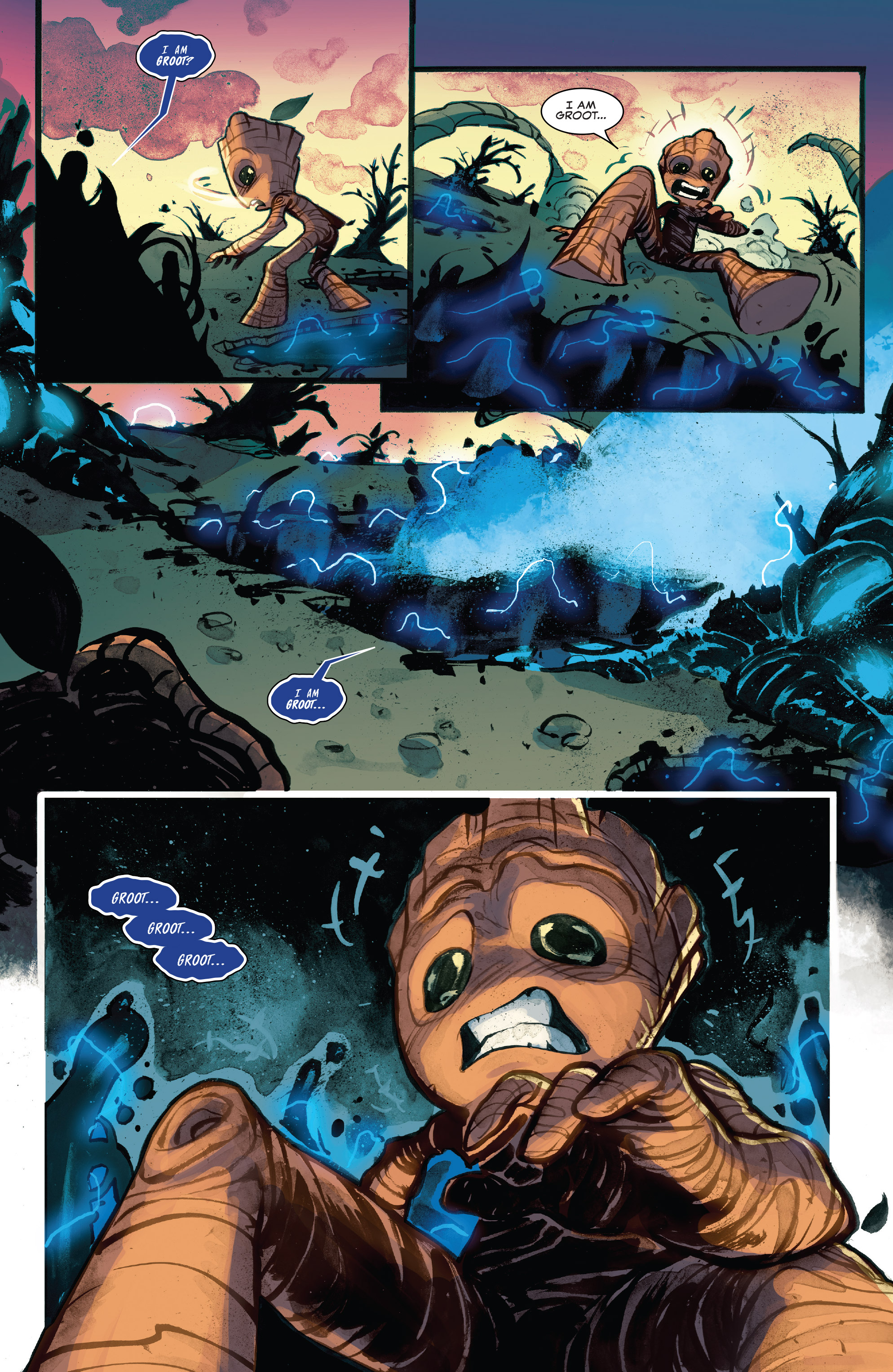 Read online I Am Groot comic -  Issue #1 - 17