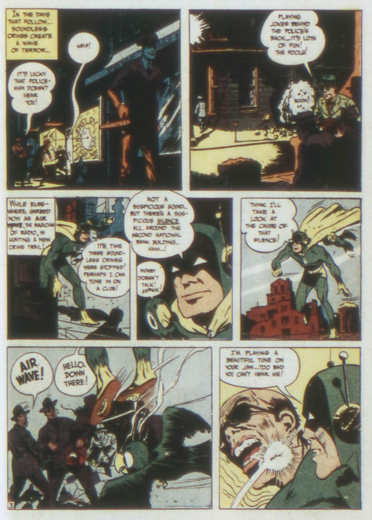 Read online Detective Comics (1937) comic -  Issue #77 - 41