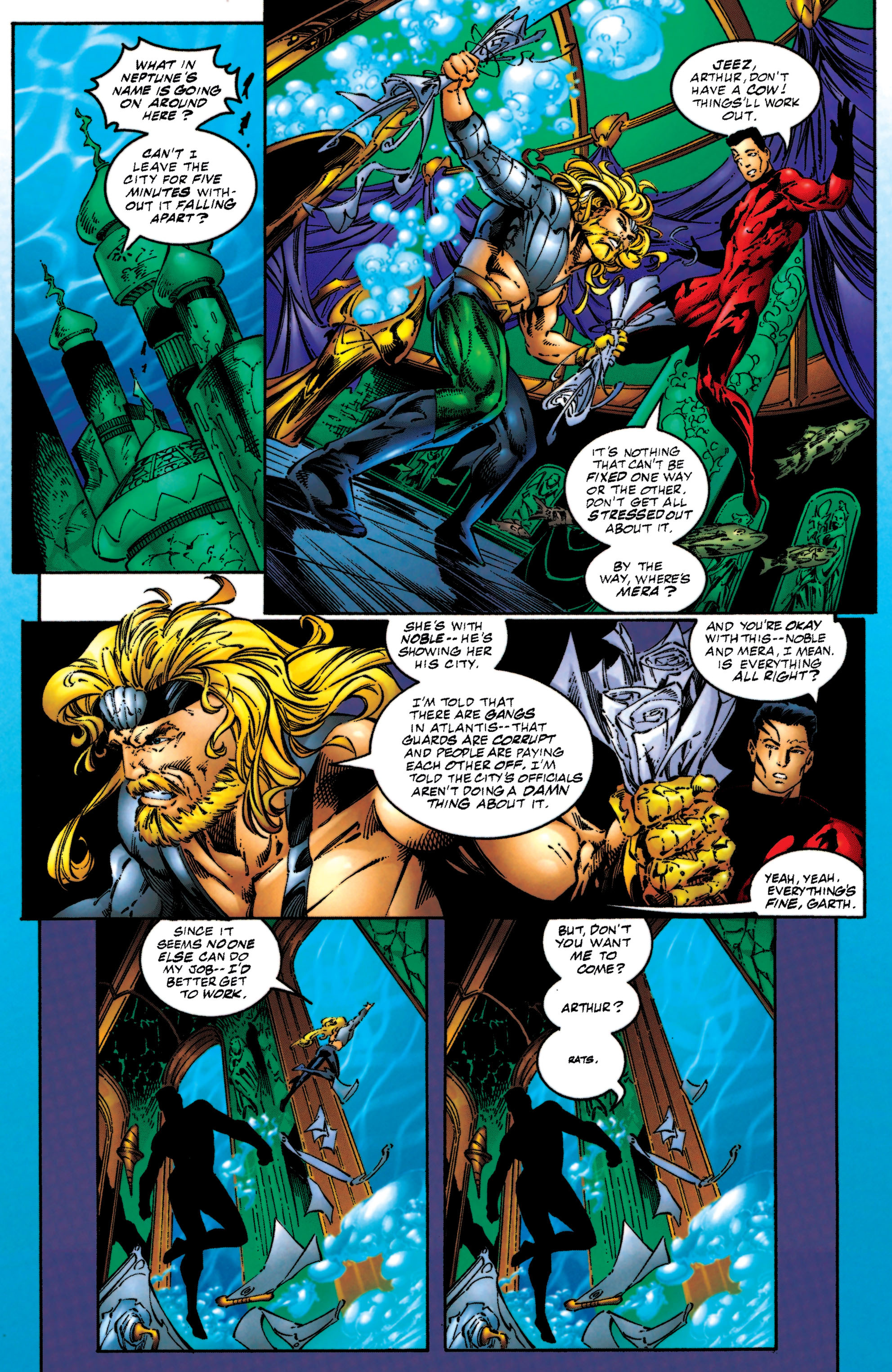 Read online Aquaman (1994) comic -  Issue #53 - 15