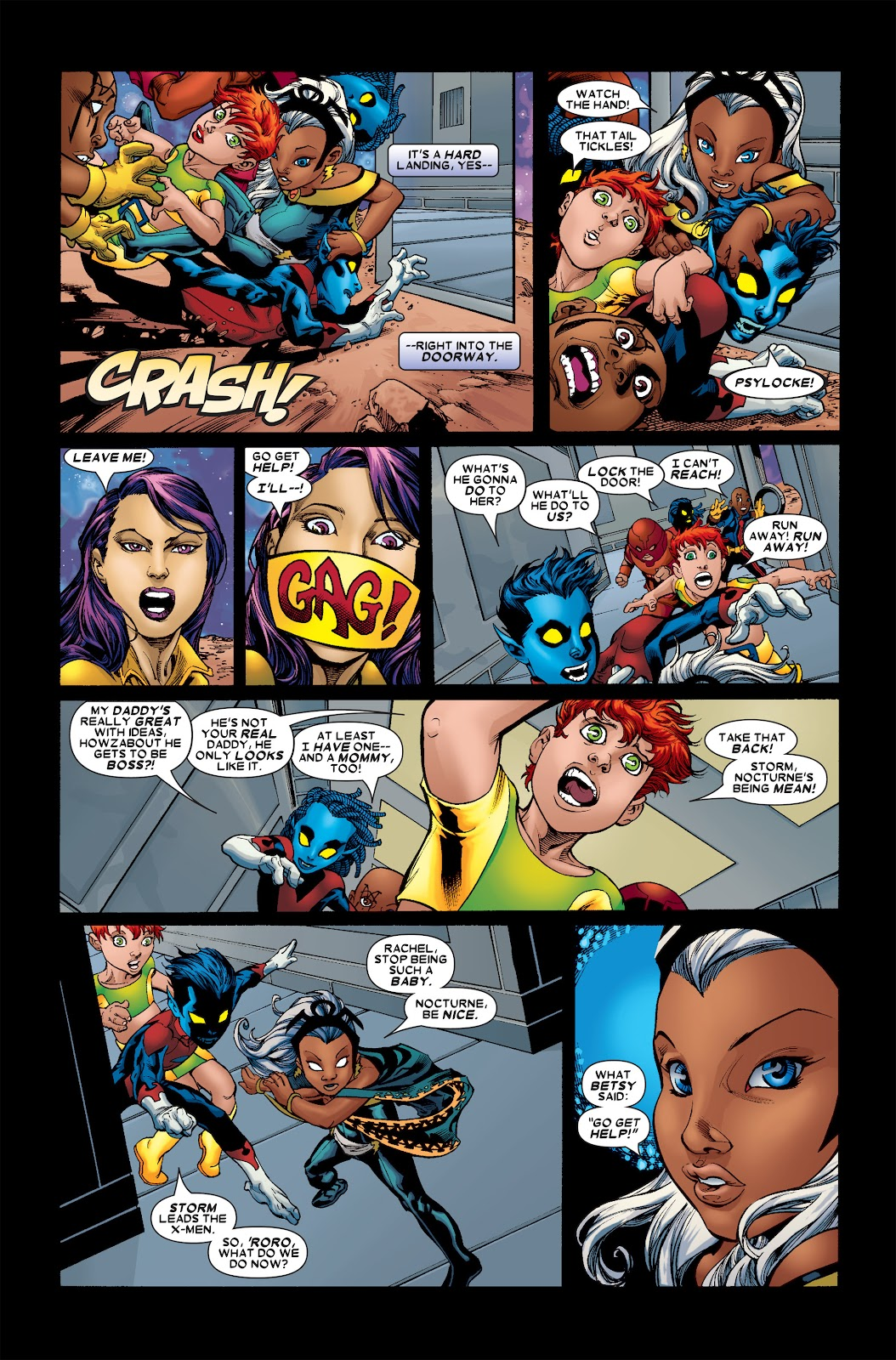Uncanny X-Men (1963) issue 461 - Page 7