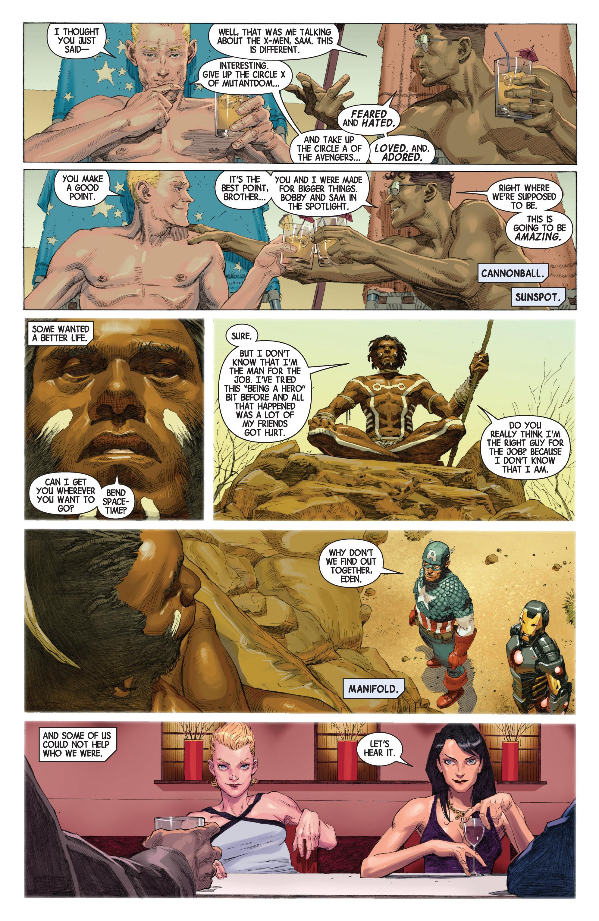 Read online Avengers (2013) comic -  Issue #Avengers (2013) _TPB 1 - 44