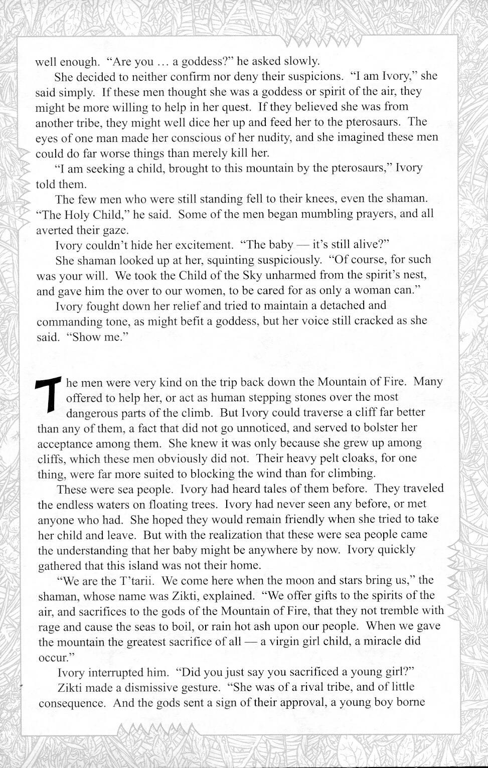 Read online Jungle Fantasy (2002) comic -  Issue #4 - 22