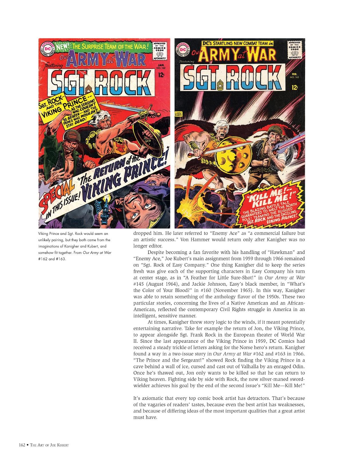Read online The Art of Joe Kubert comic -  Issue # TPB (Part 2) - 62
