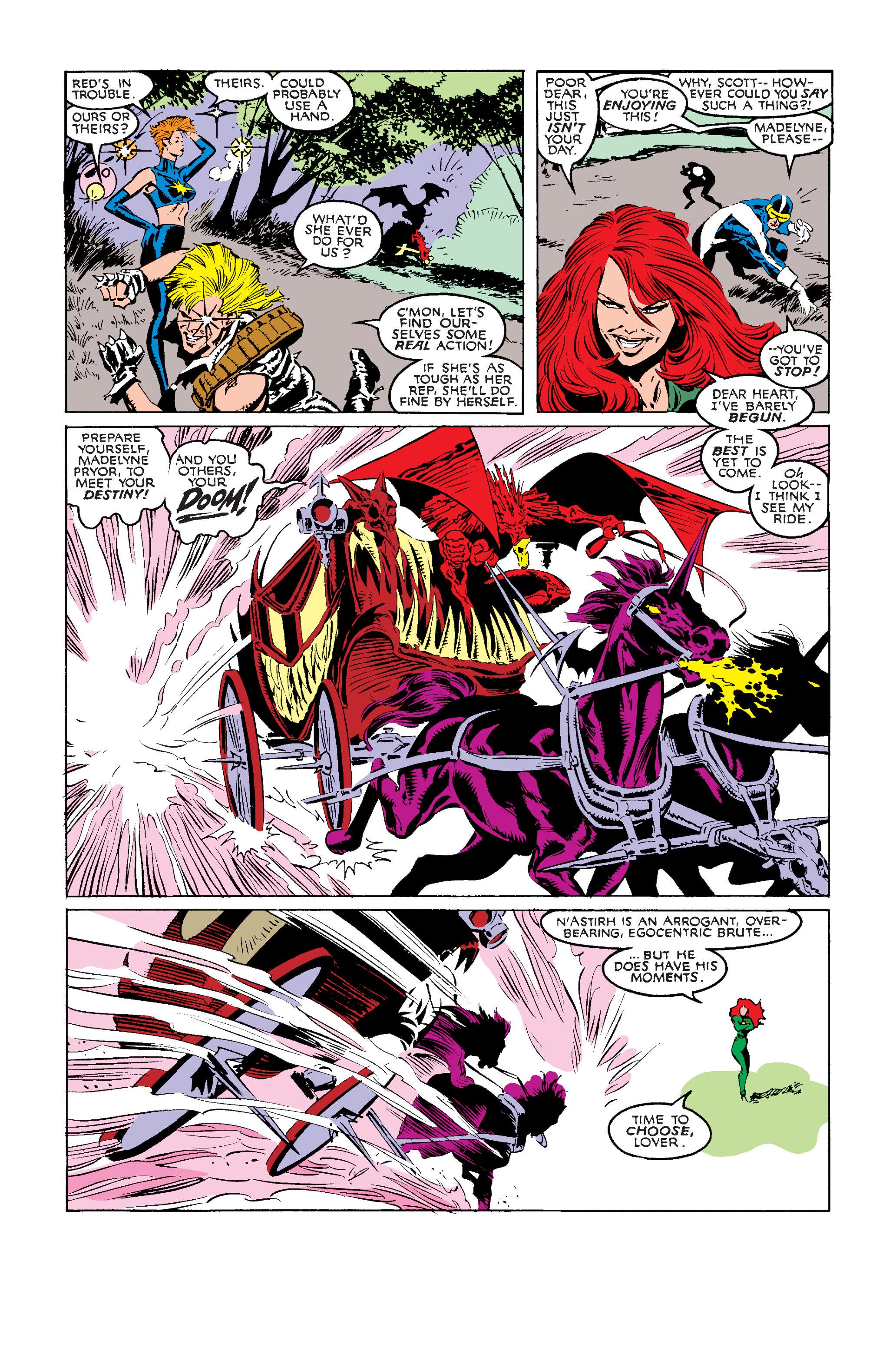 Read online Uncanny X-Men (1963) comic -  Issue #242 - 11