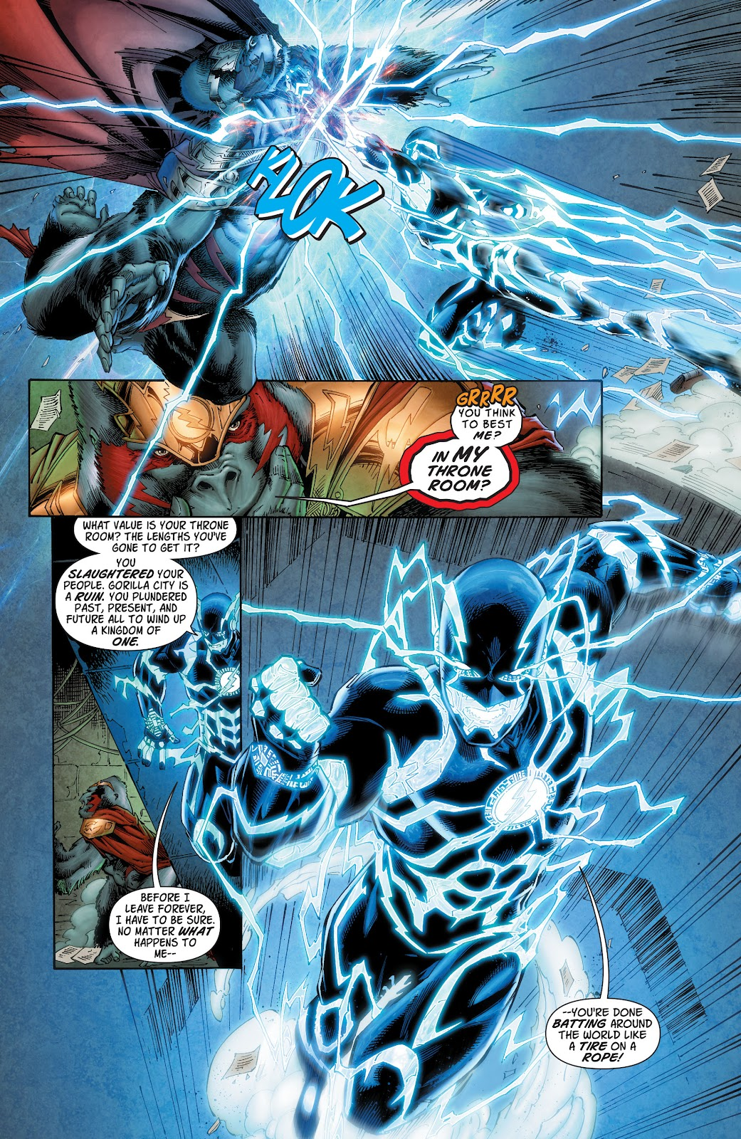 Read online The Flash (2011) comic -  Issue # _TPB 6 (Part 1) - 51