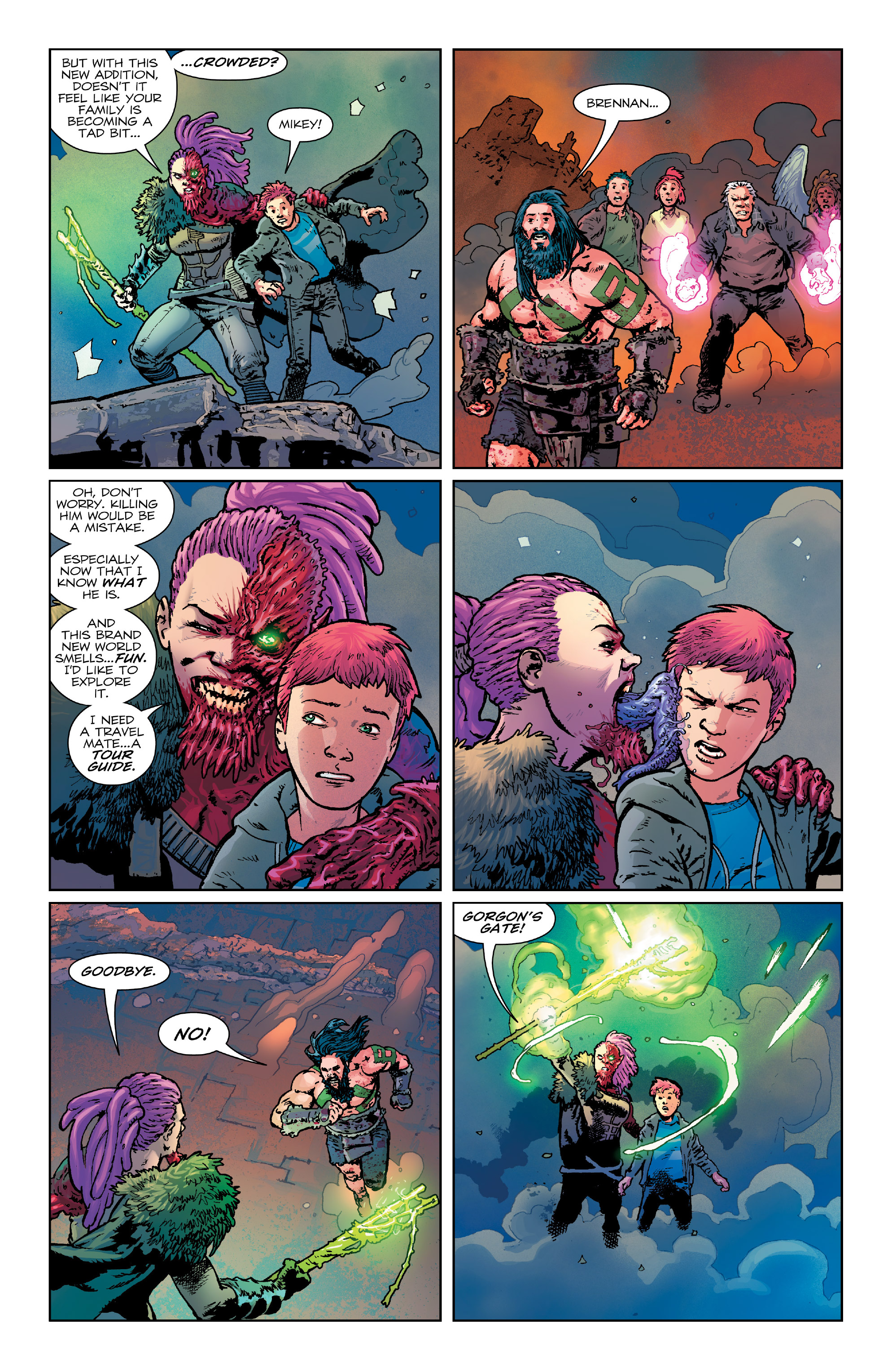 Read online Birthright (2014) comic -  Issue #25 - 20