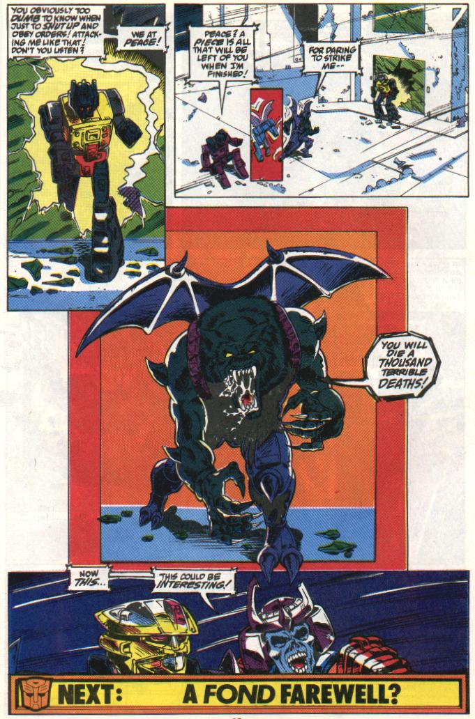 The Transformers (UK) 325 Page 11