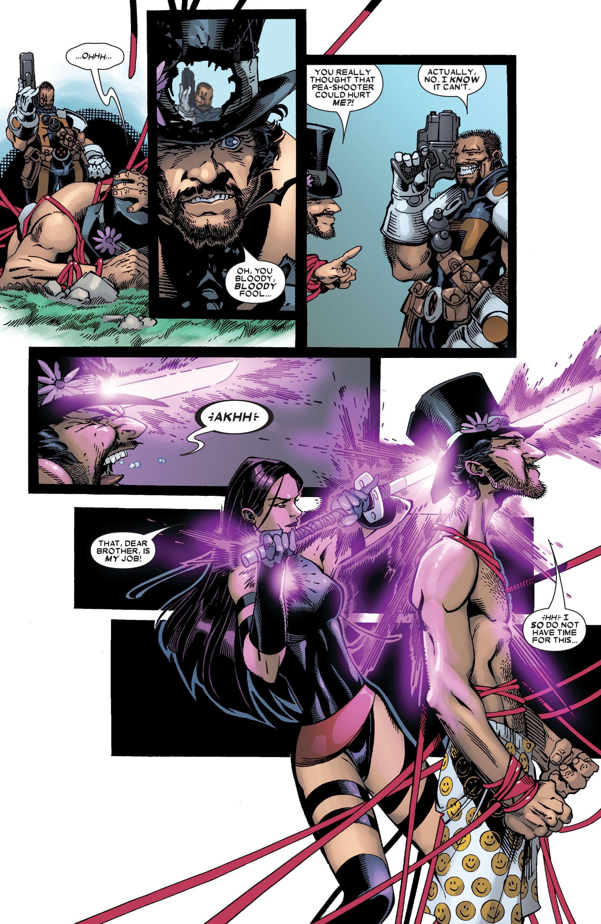 Read online Uncanny X-Men (1963) comic -  Issue #472 - 15