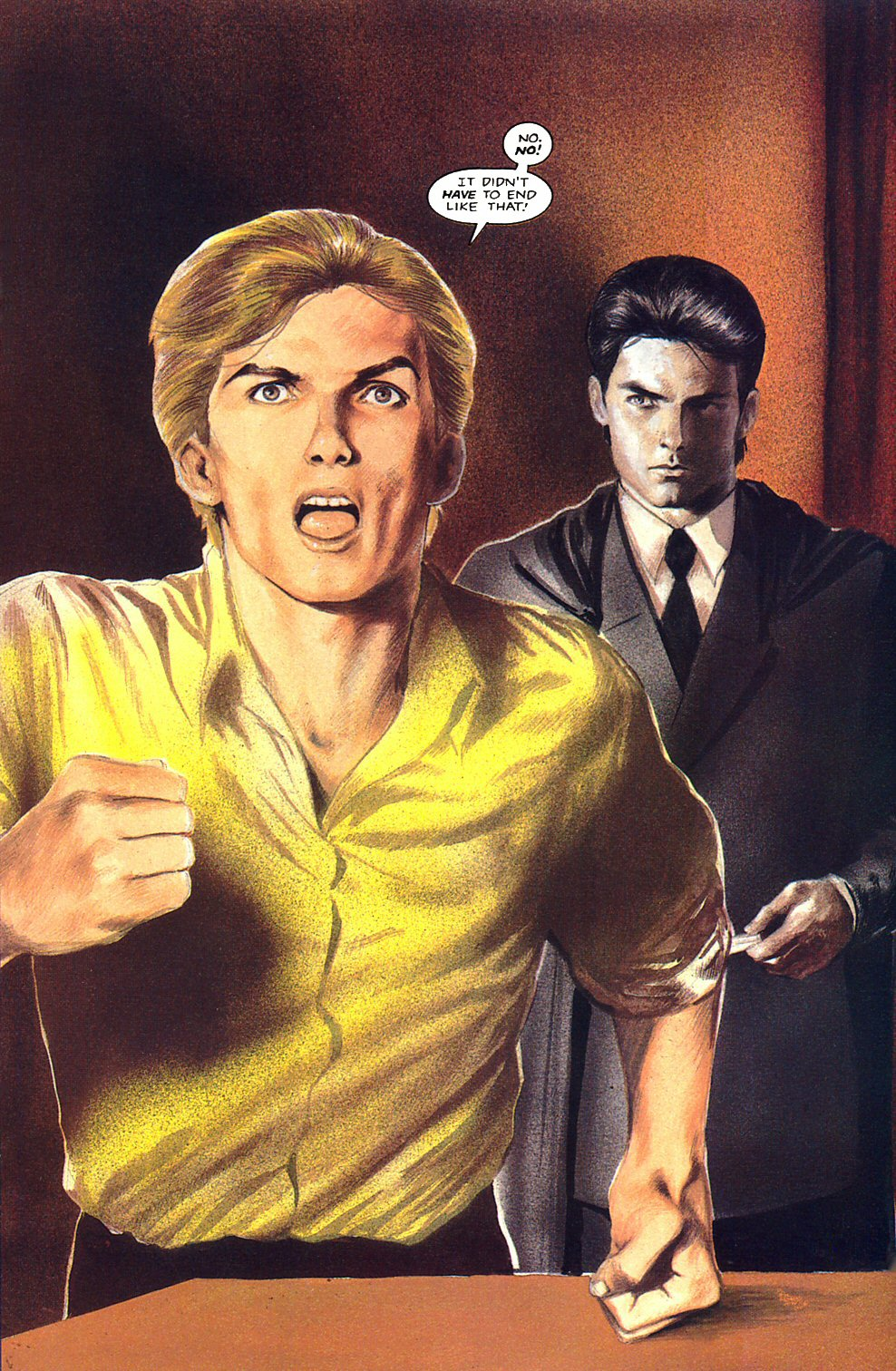 Read online Anne Rice's Interview with the Vampire comic -  Issue #12 - 25