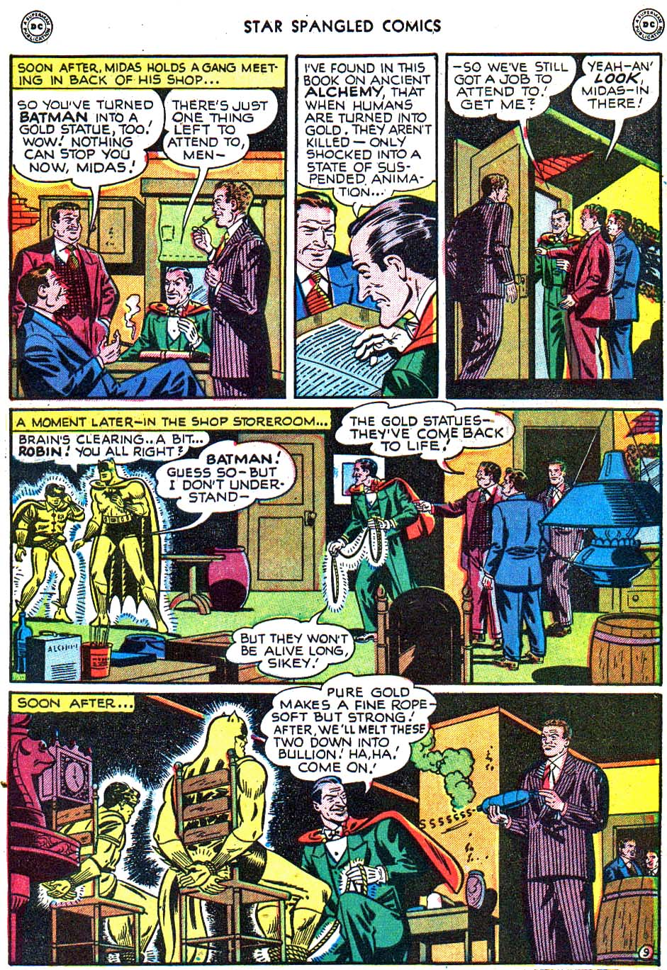 Star Spangled Comics (1941) issue 95 - Page 11