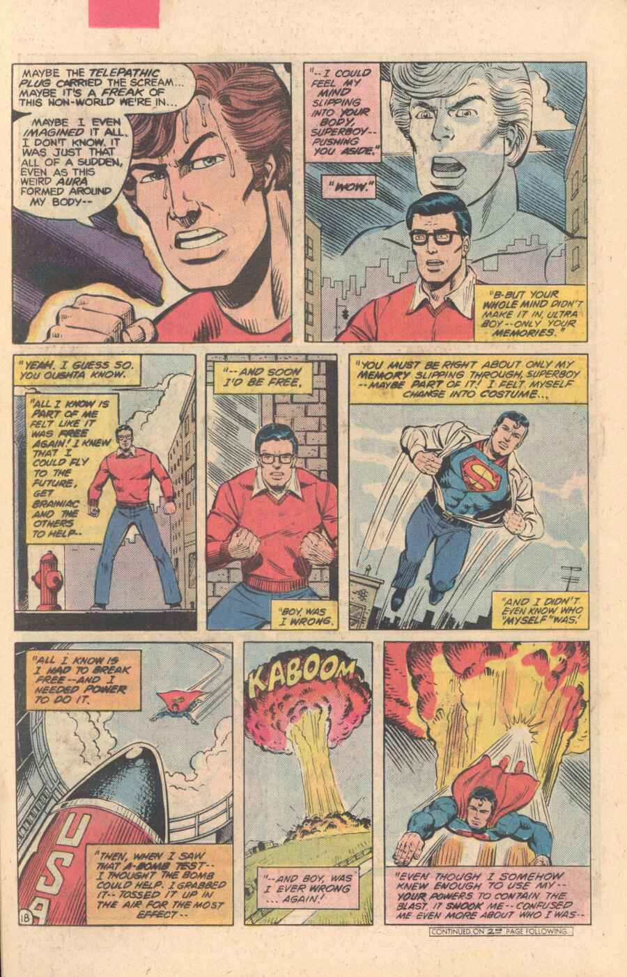 Legion of Super-Heroes (1980) 282 Page 18