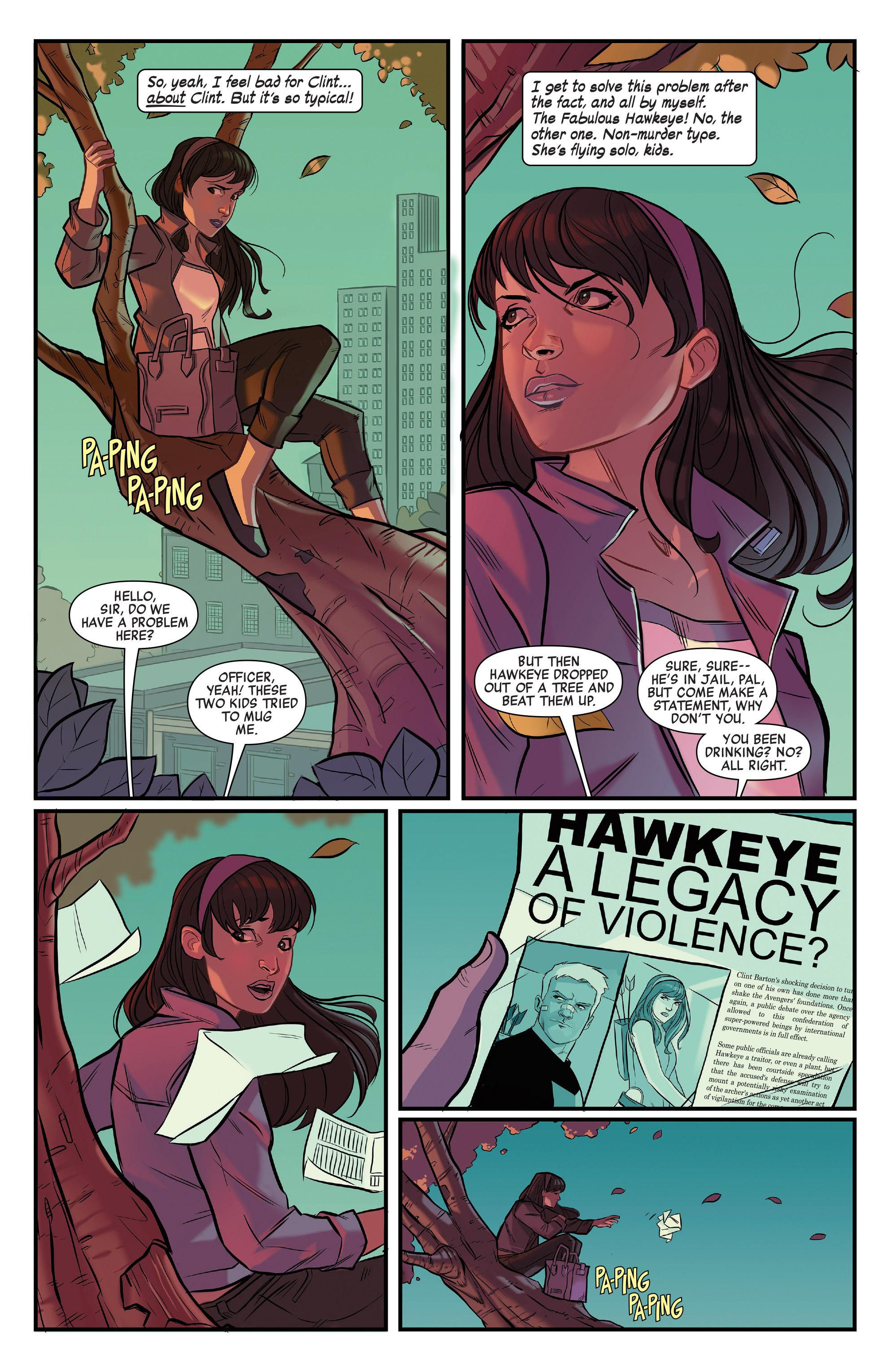 Read online Civil War II: Choosing Sides comic -  Issue #3 - 7