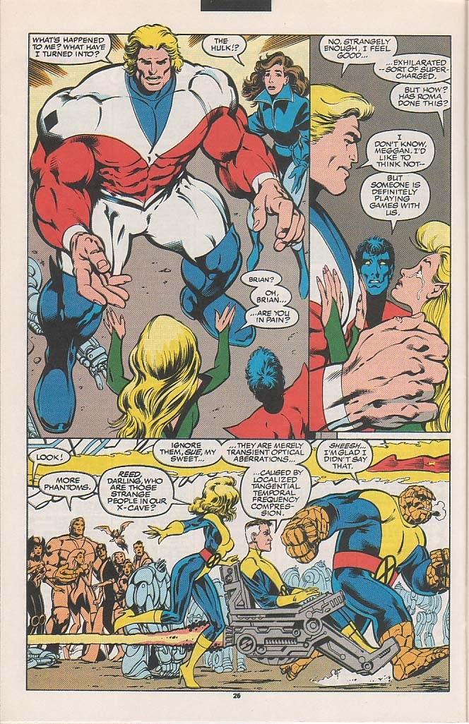 Excalibur (1988) issue 49 - Page 20