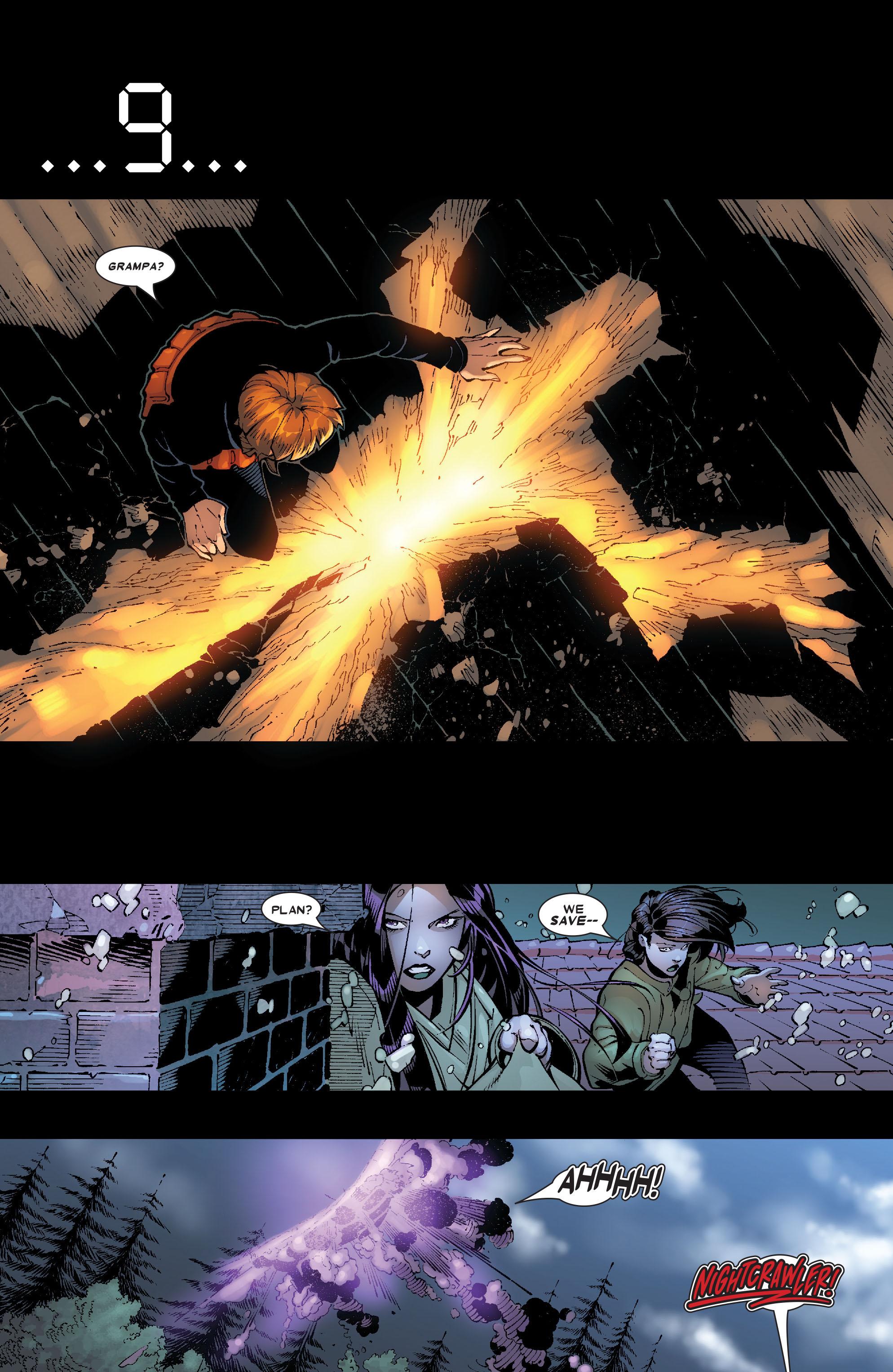 Read online Uncanny X-Men (1963) comic -  Issue #467 - 9