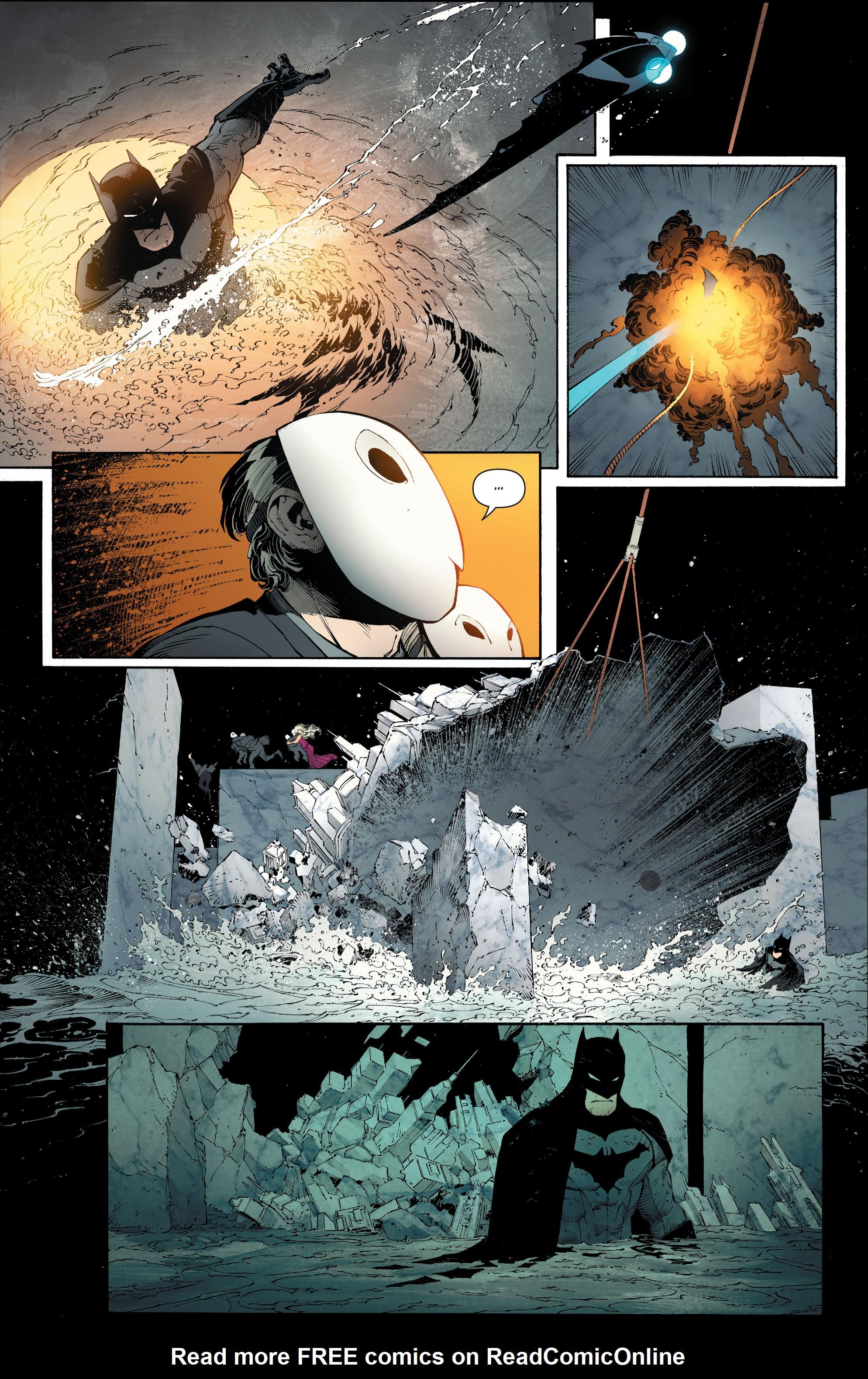 Read online Batman (2011) comic -  Issue # _TPB 7 - 106