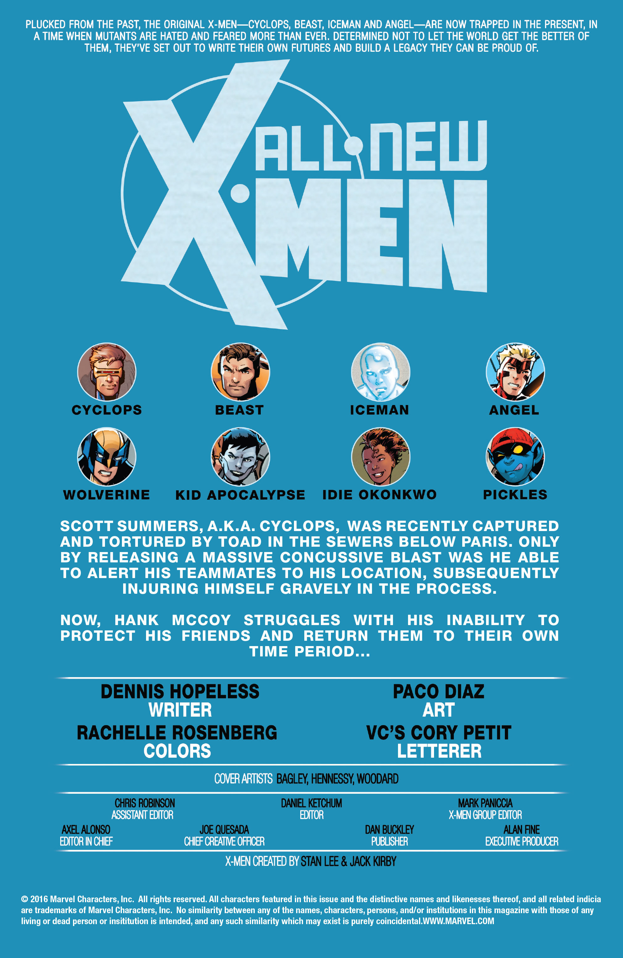 Read online All-New X-Men (2016) comic -  Issue #8 - 2