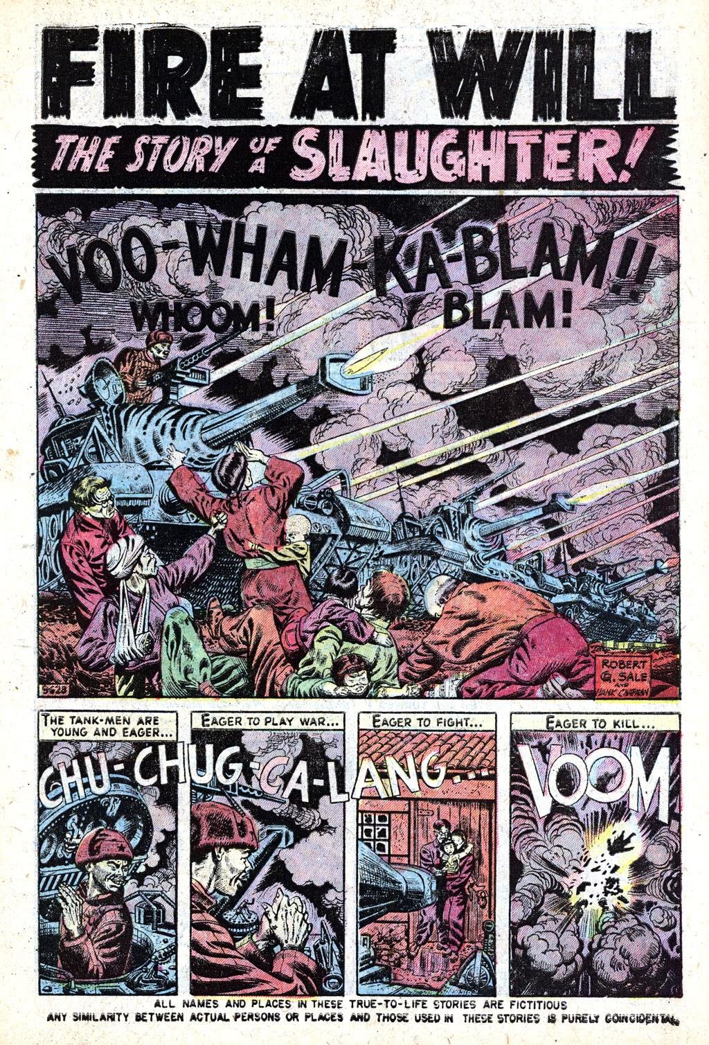 War Adventures issue 2 - Page 3