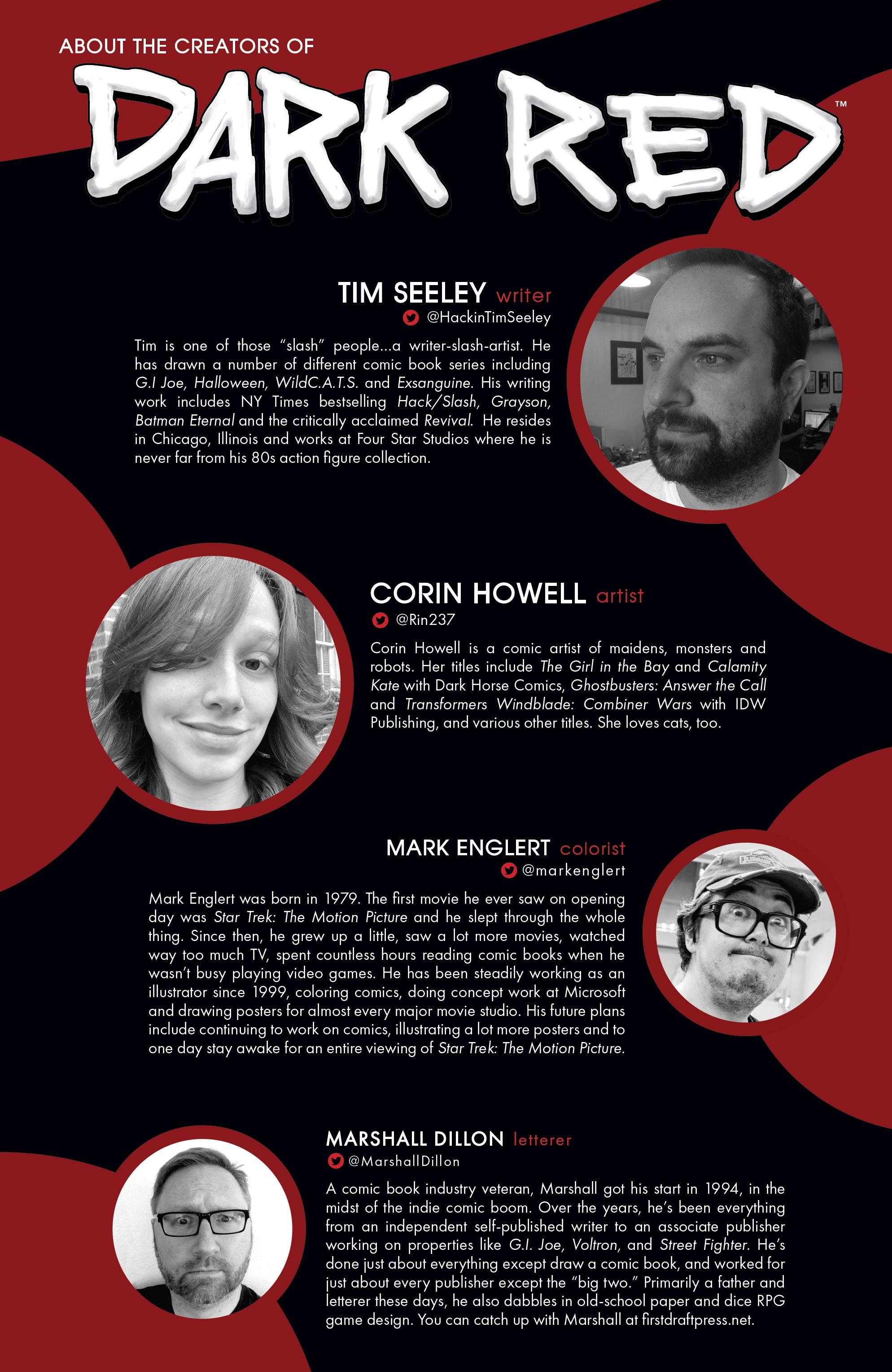 Read online Dark Red comic -  Issue #4 - 29