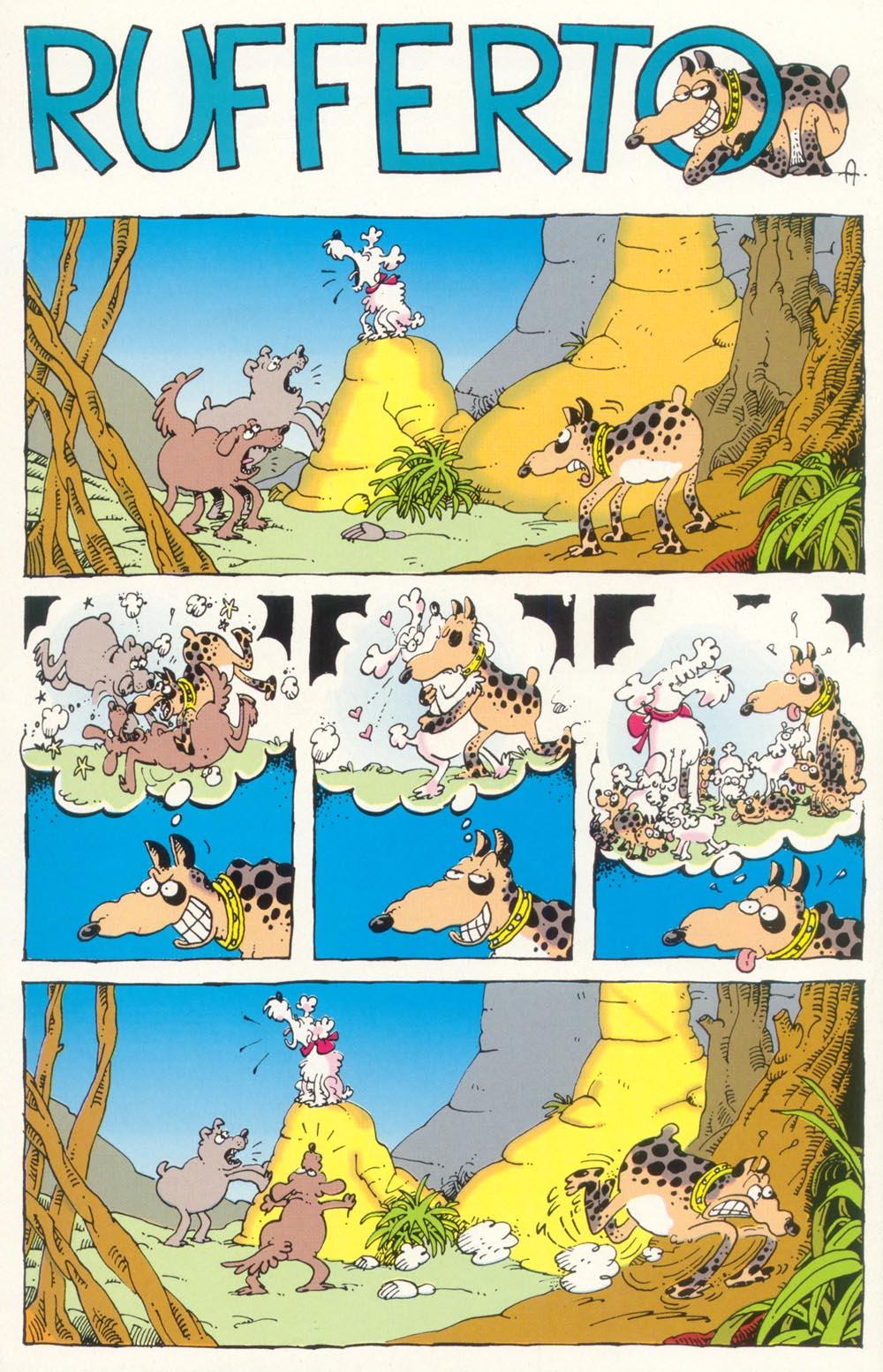 Read online Sergio Aragonés Groo the Wanderer comic -  Issue #90 - 32