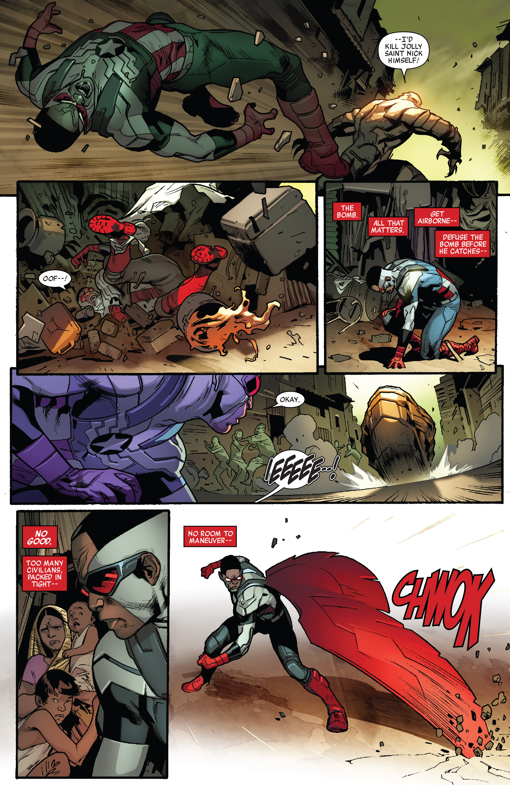 Read online All-New Captain America comic -  Issue #4 - 8