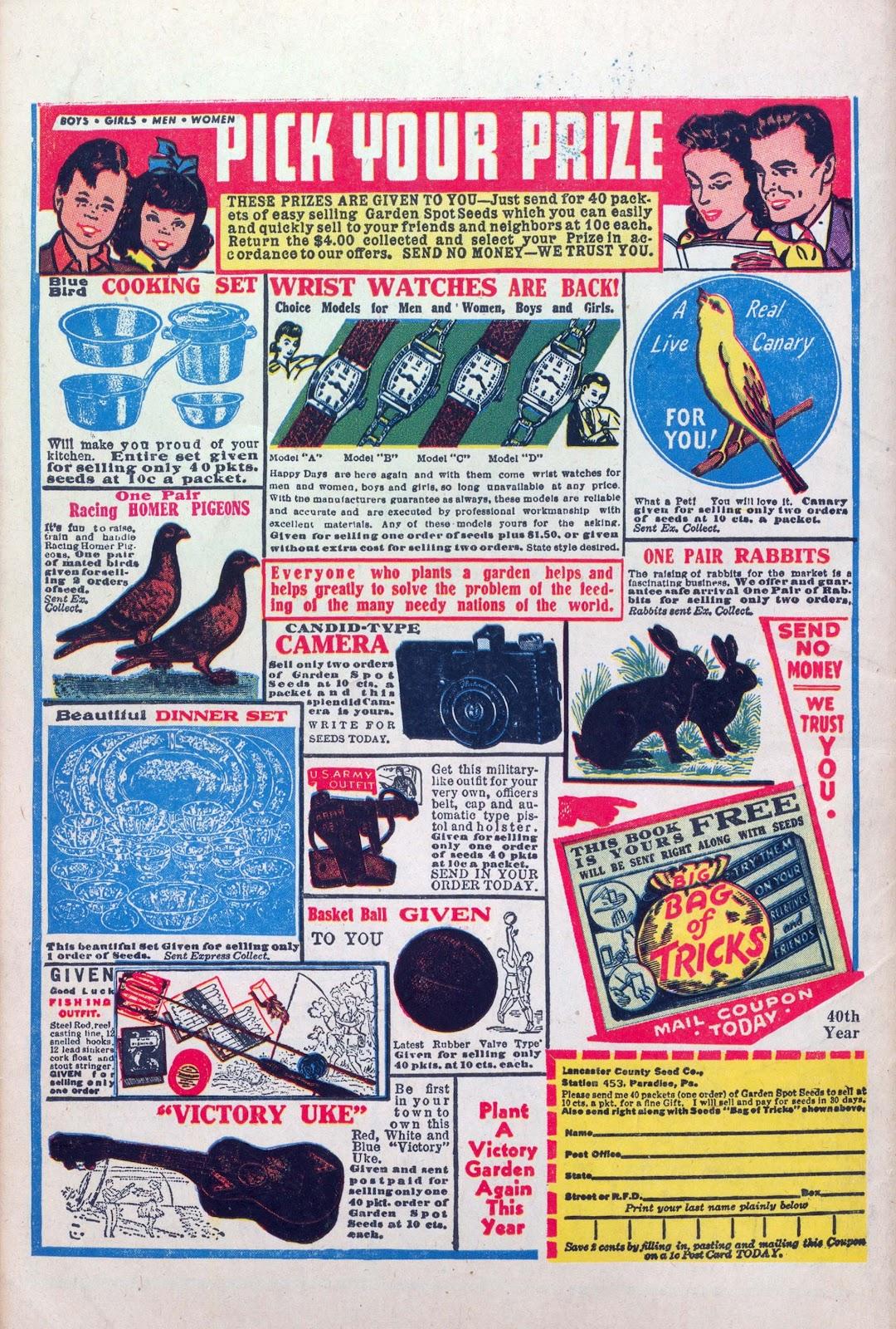 Read online Joker Comics comic -  Issue #27 - 52