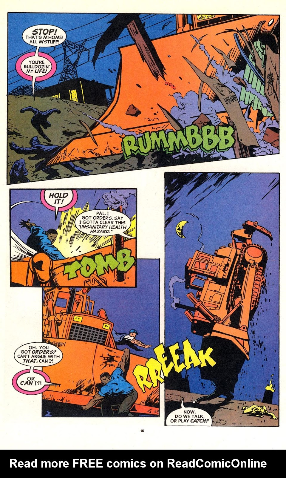Cage (1992) issue 18 - Page 12