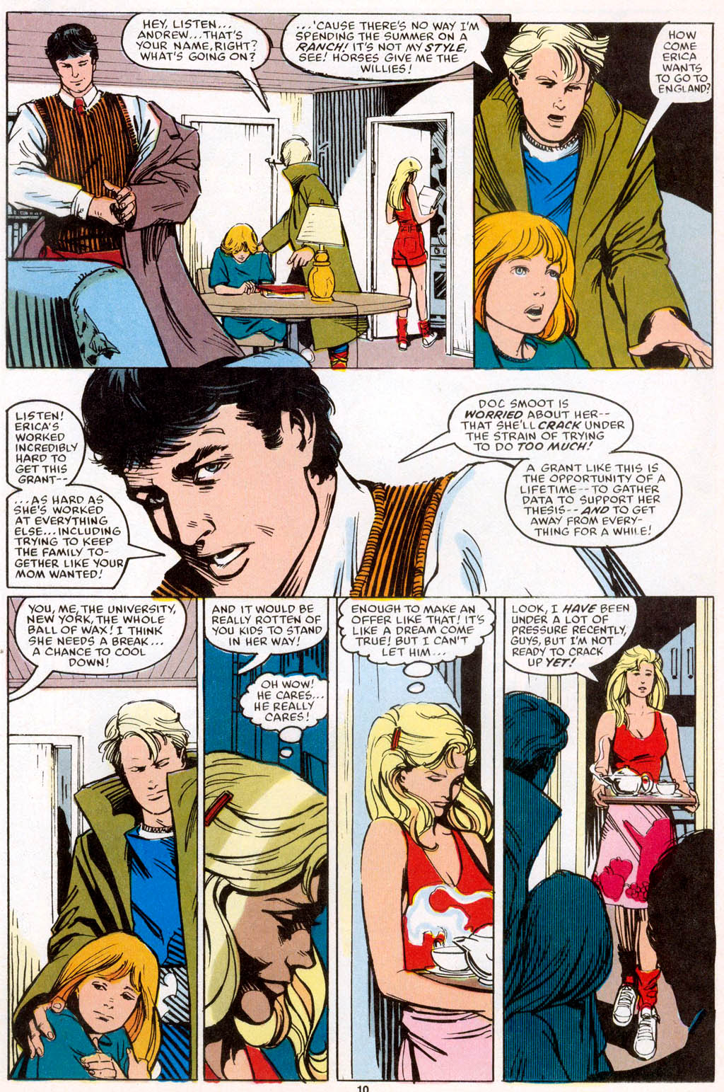 Read online Spellbound comic -  Issue #1 - 11