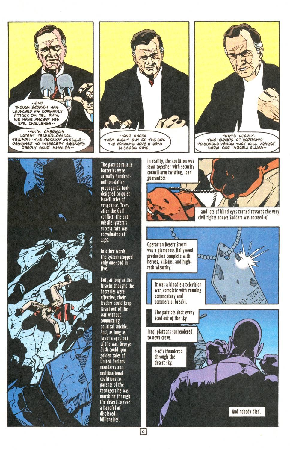 Read online Xero comic -  Issue #7 - 8
