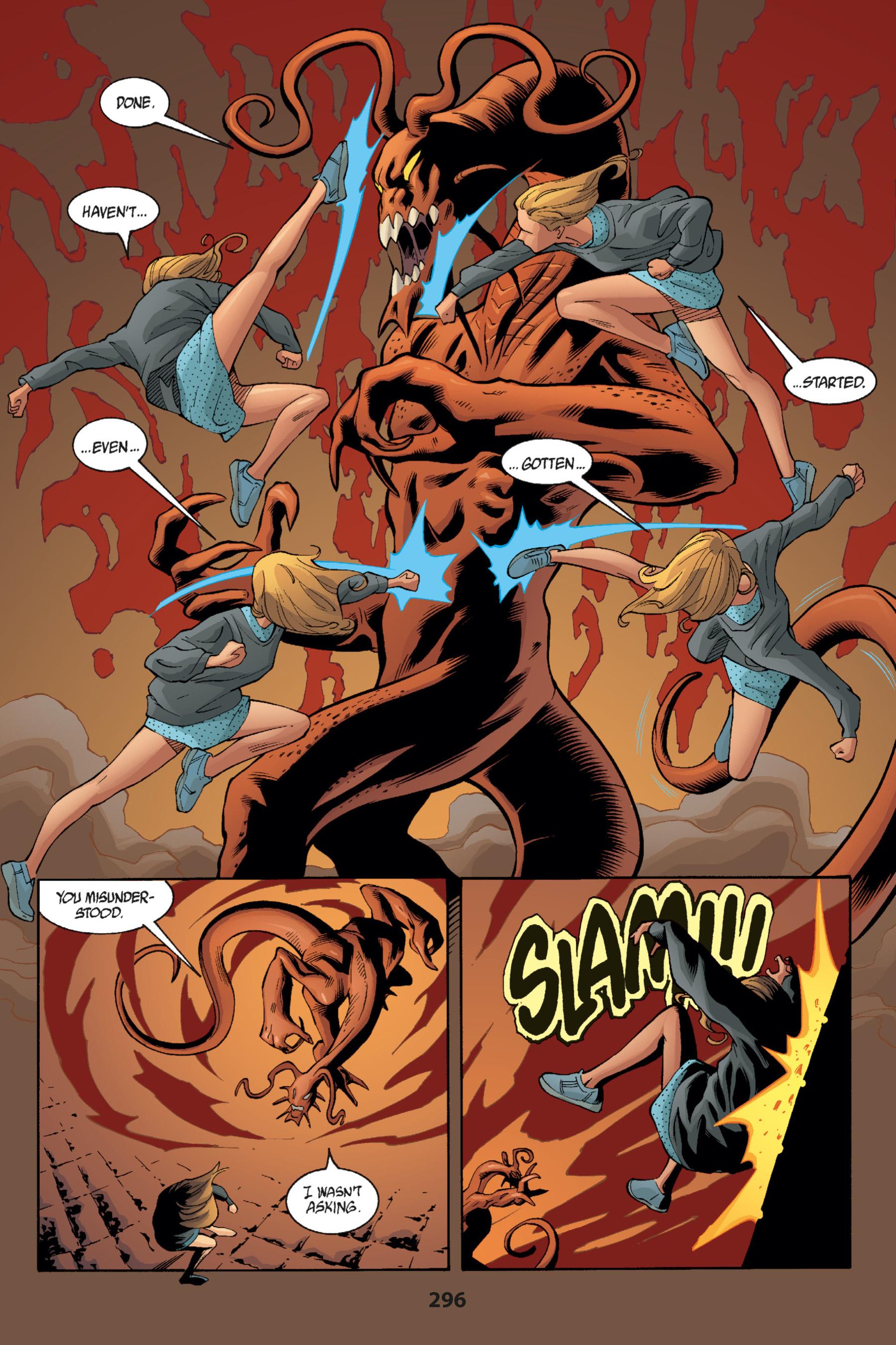 Read online Buffy the Vampire Slayer: Omnibus comic -  Issue # TPB 1 - 284
