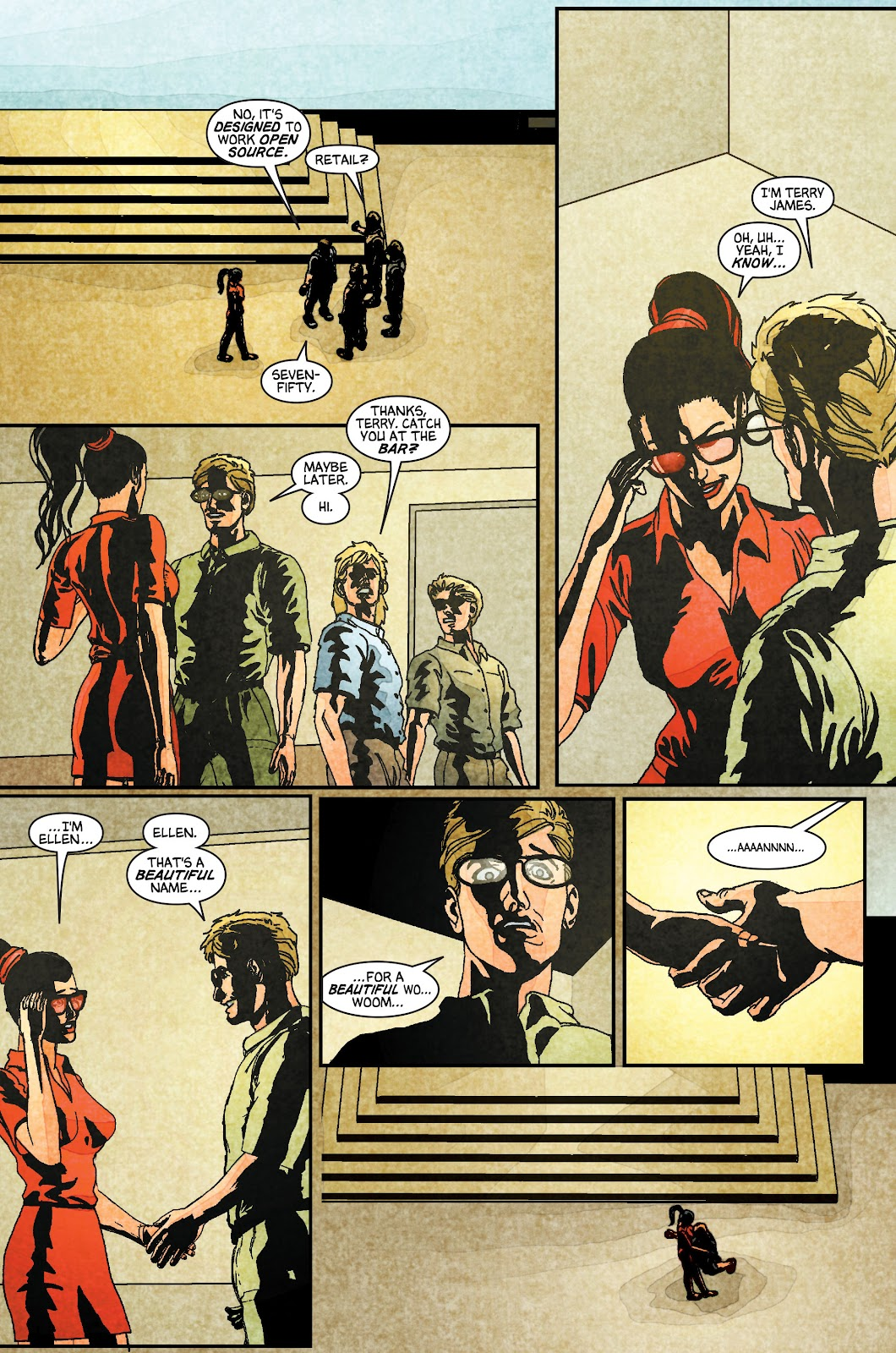 Read online Elektra (2001) comic -  Issue # _TPB Elektra by Greg Rucka Ultimate Collection (Part 1) - 44