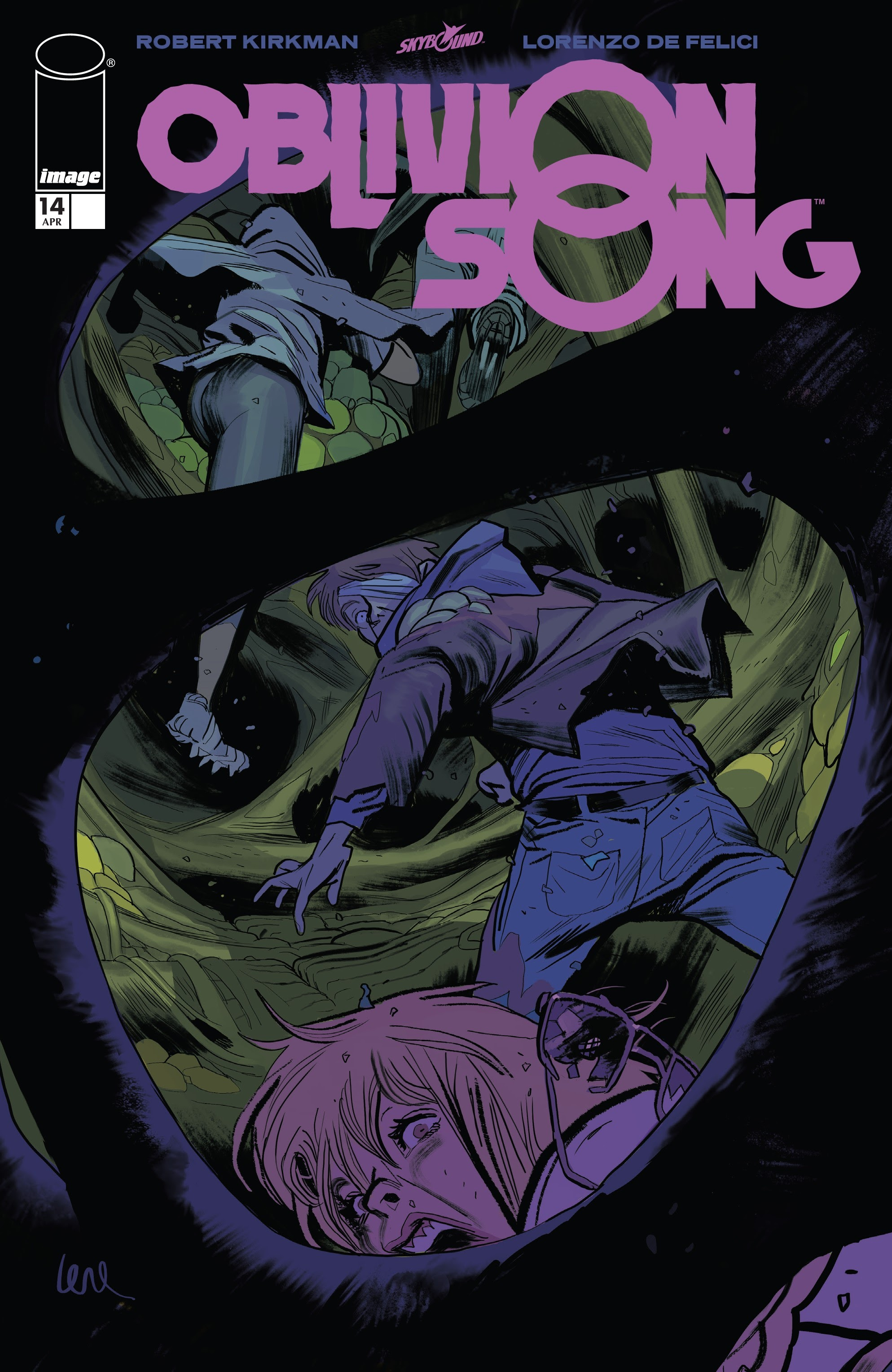 Oblivion Song 14 Page 1