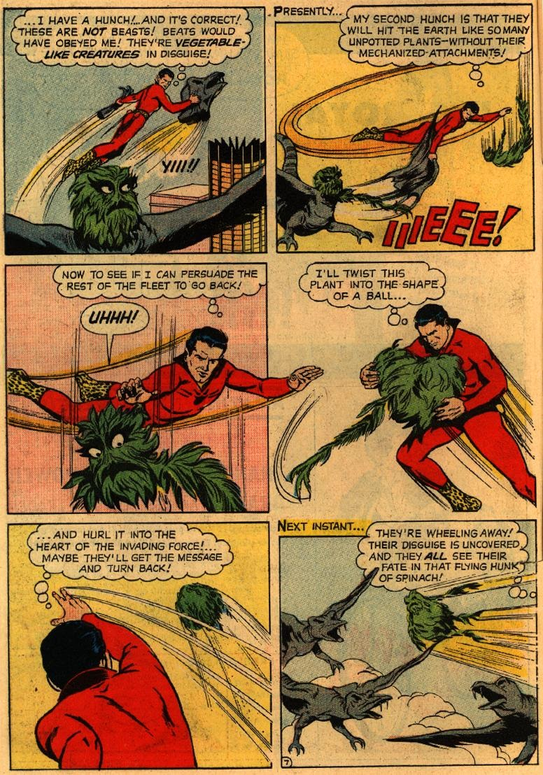 Adventures of the Jaguar issue 3 - Page 10