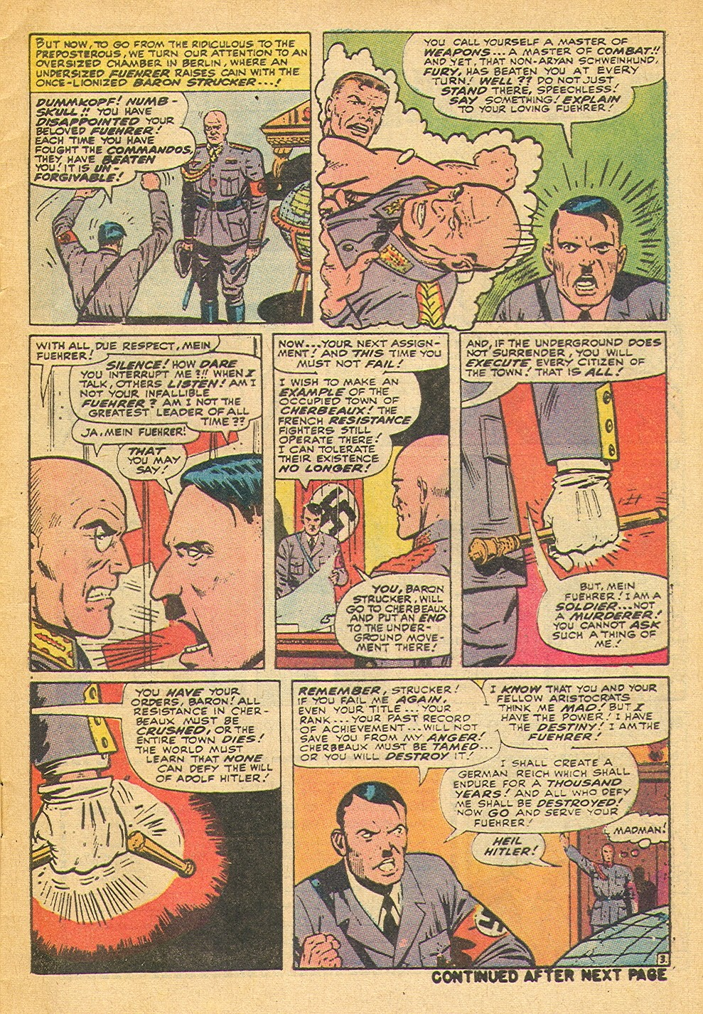 Read online Sgt. Fury comic -  Issue #91 - 5