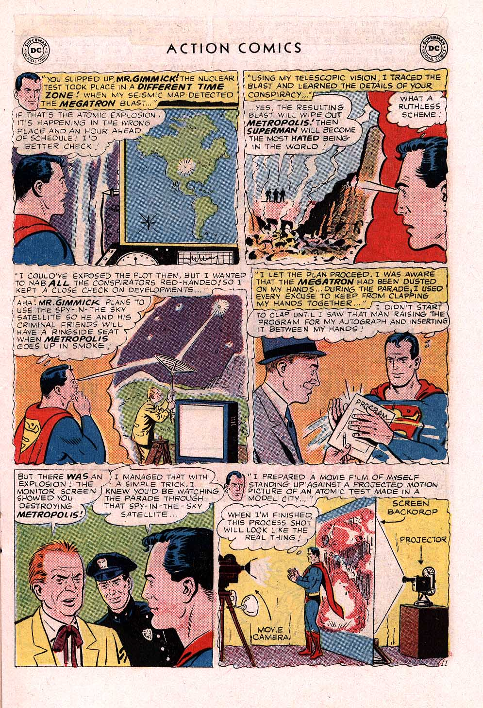 Read online Action Comics (1938) comic -  Issue #328 - 12