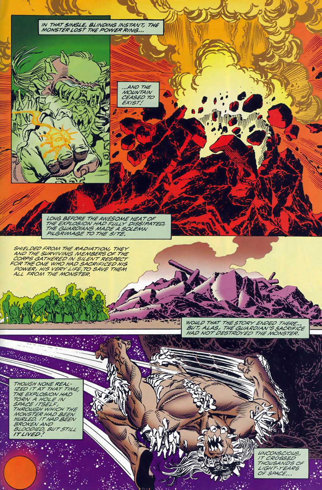 Read online Doomsday Annual comic -  Issue # Full - 43