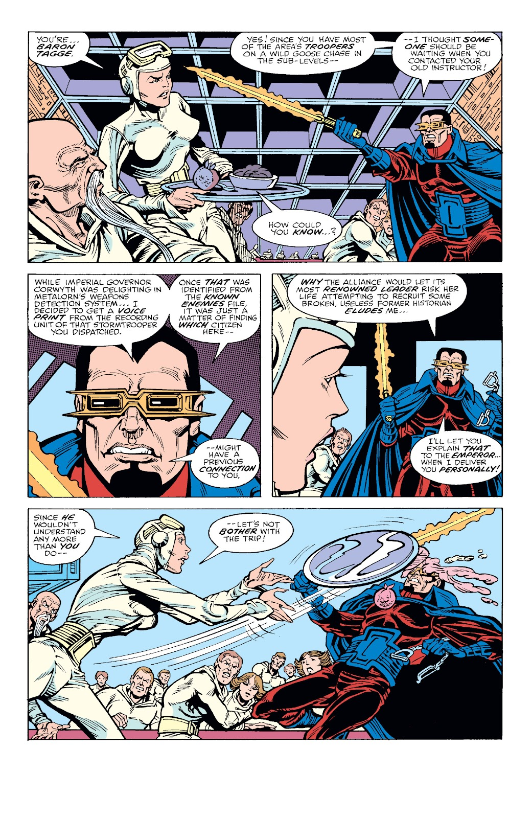 Read online Star Wars Legends: The Original Marvel Years - Epic Collection comic -  Issue # TPB 2 (Part 2) - 26