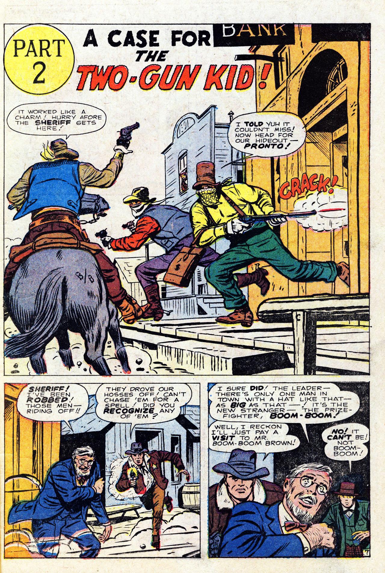 Read online Two-Gun Kid comic -  Issue #64 - 11