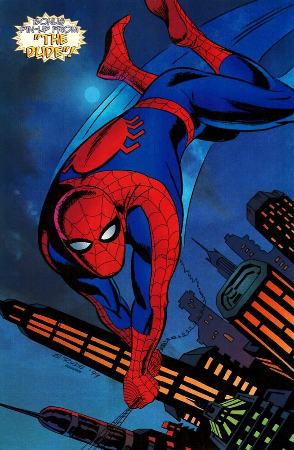 Read online Spider-Man: Lifeline comic -  Issue #2 - 24