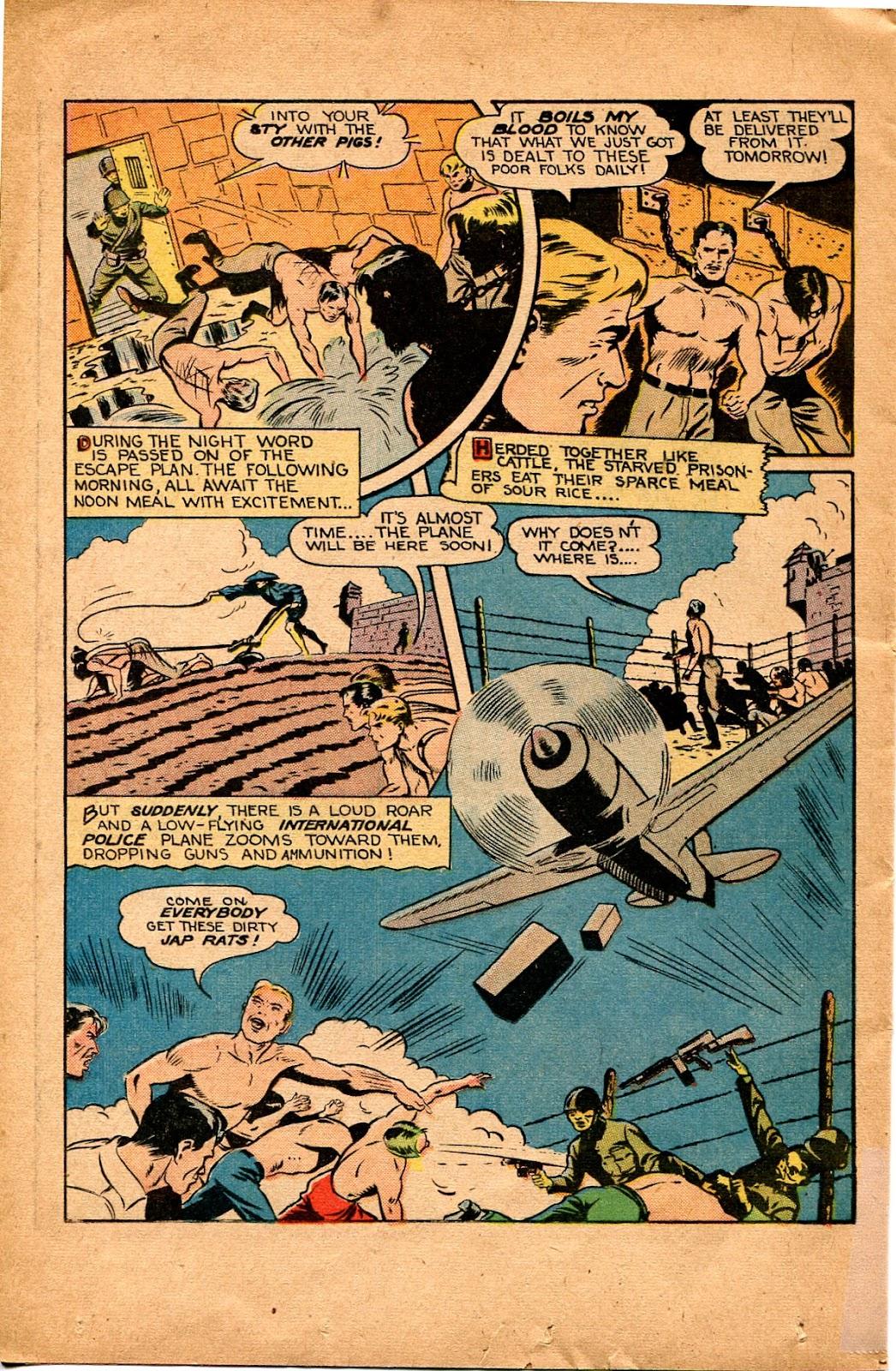 Read online Super-Magician Comics comic -  Issue #34 - 36
