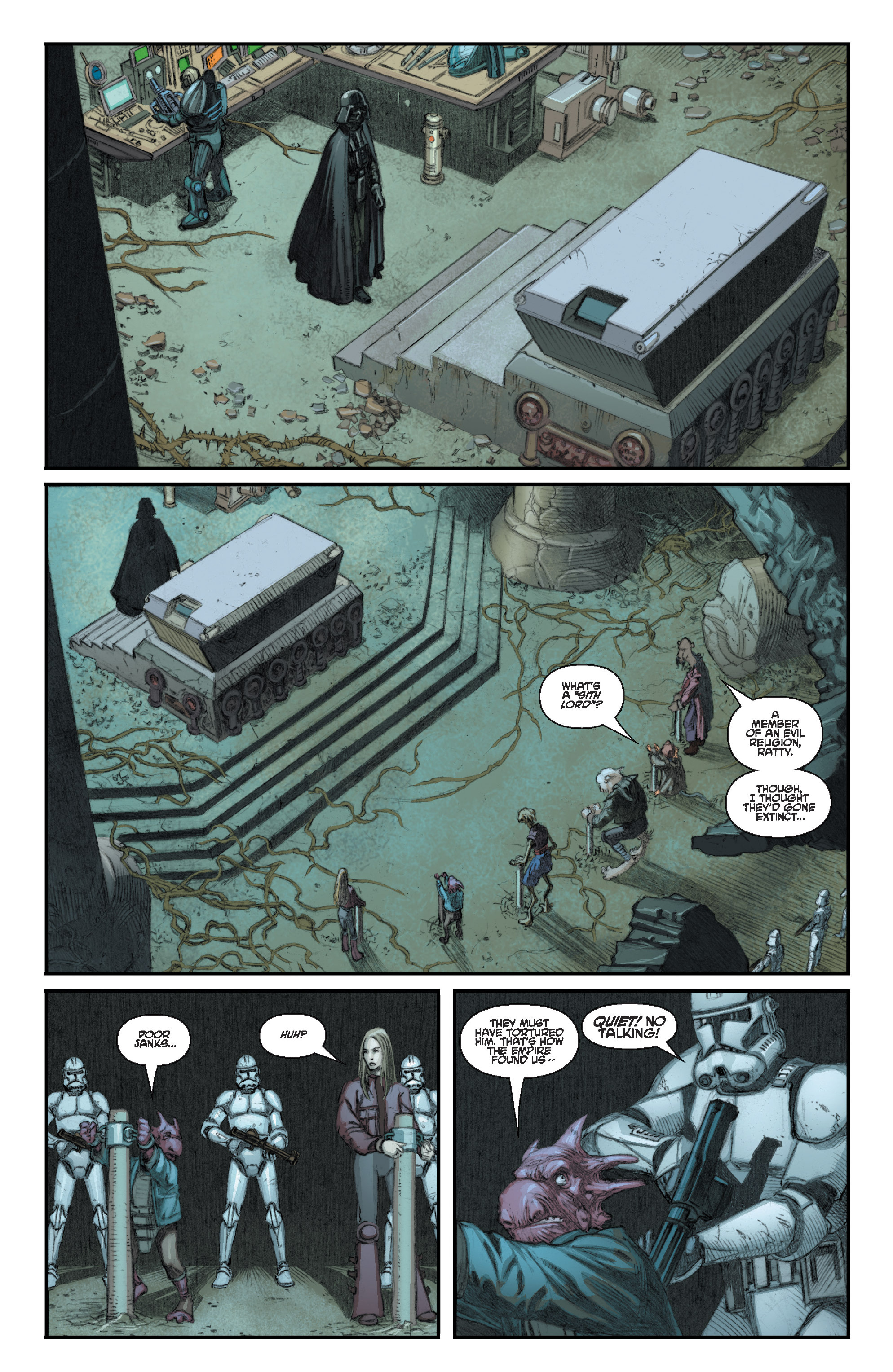 Read online Star Wars Omnibus comic -  Issue # Vol. 31 - 292