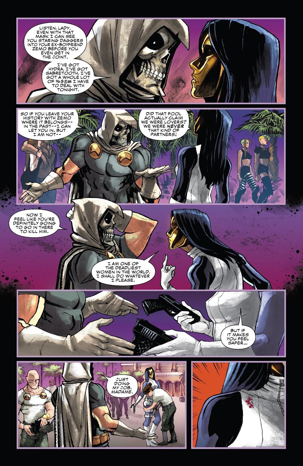 Read online Black Widow (2019) comic -  Issue #3 - 10