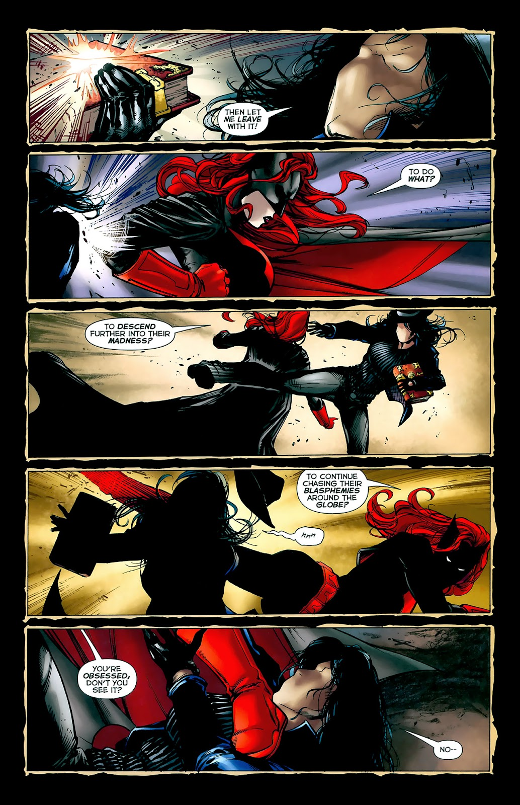 Crime Bible: The Five Lessons of Blood issue 3 - Page 19