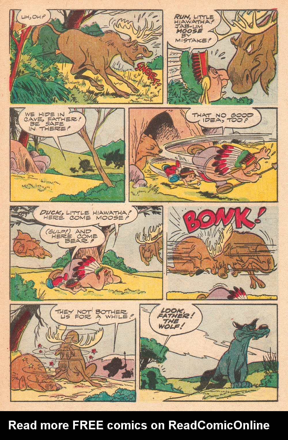 Four Color Comics issue 439 - Page 31