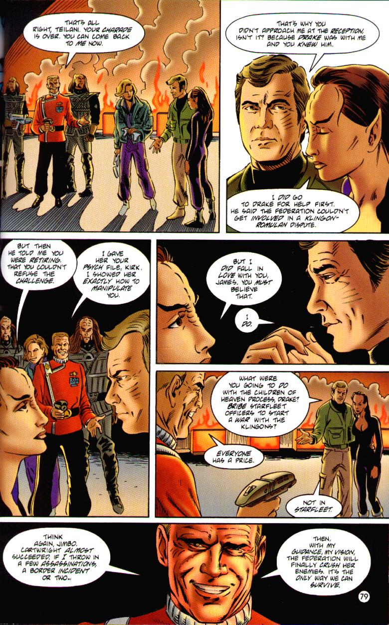 Read online Star Trek: The Ashes of Eden comic -  Issue # Full - 84