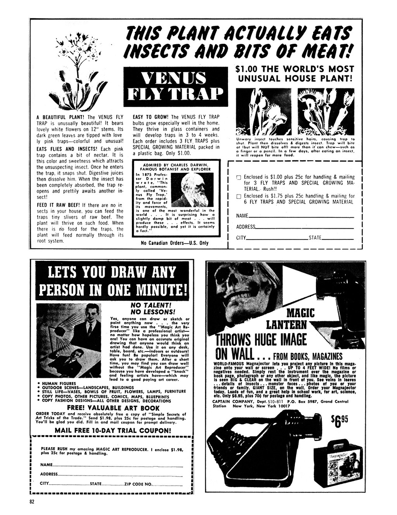 Read online Eerie Archives comic -  Issue # TPB 3 - 83