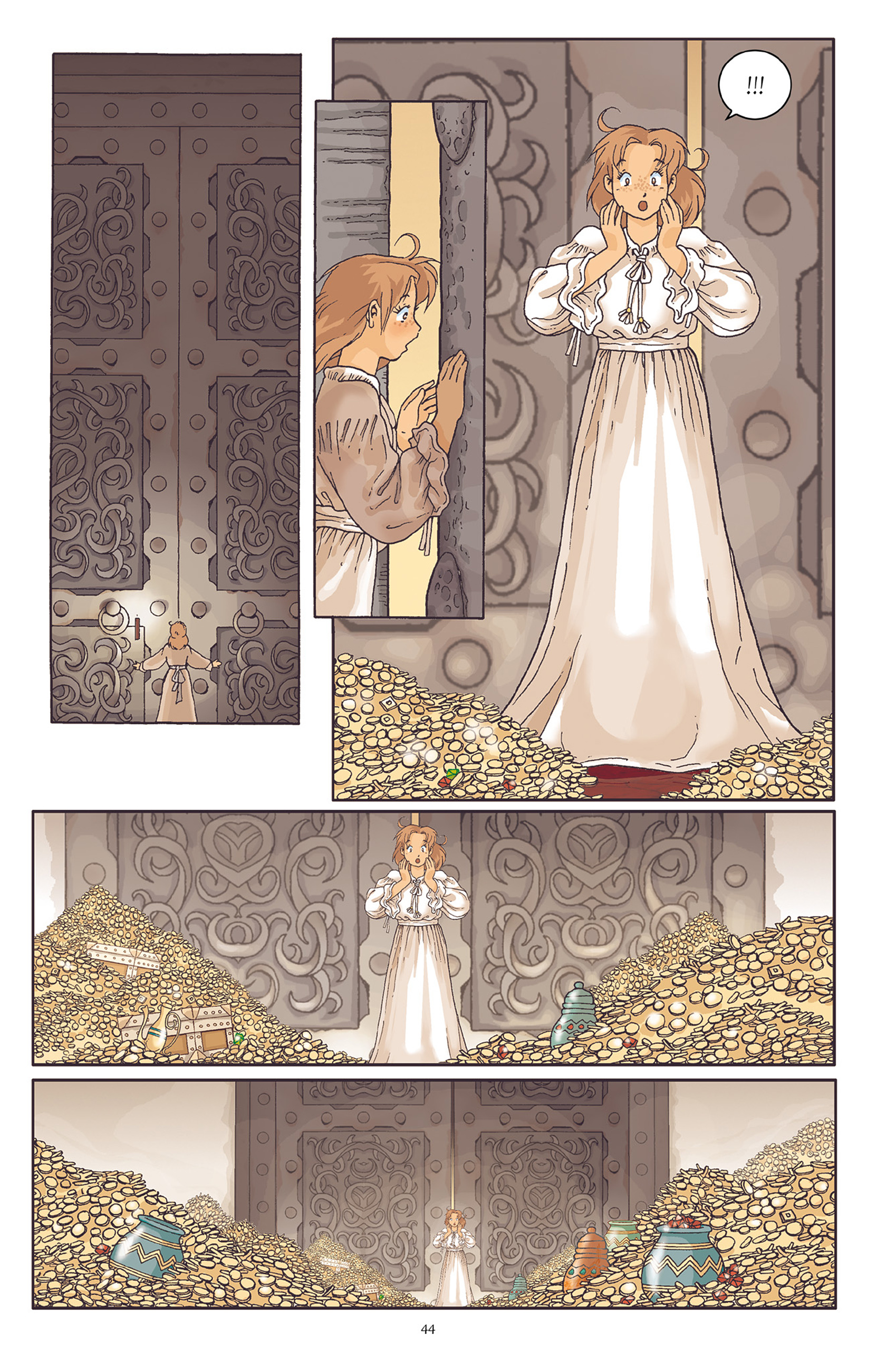Read online Courageous Princess comic -  Issue # TPB 1 - 45